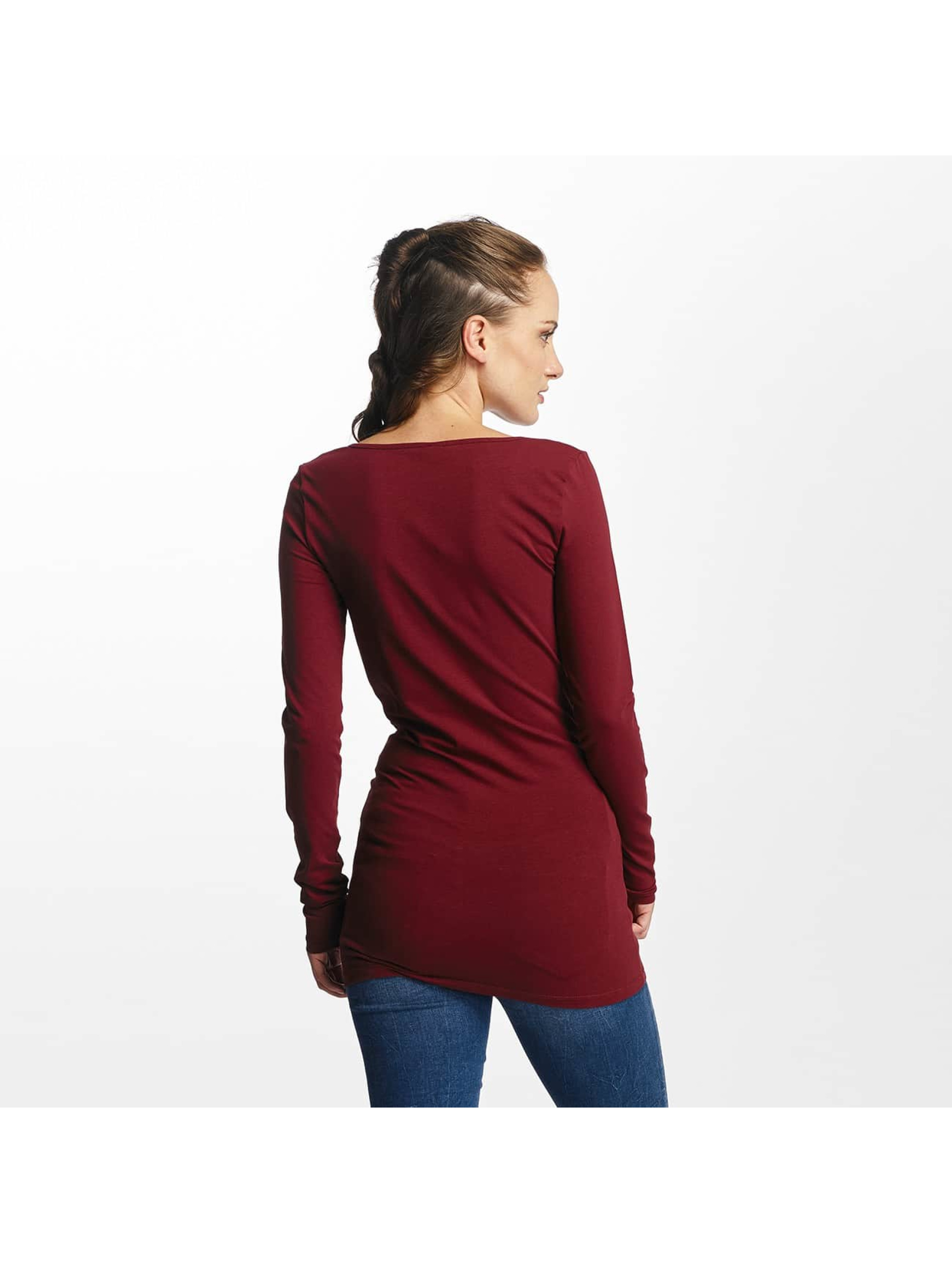 Vero Moda Tričká dlhý rukáv vmMaxi èervená