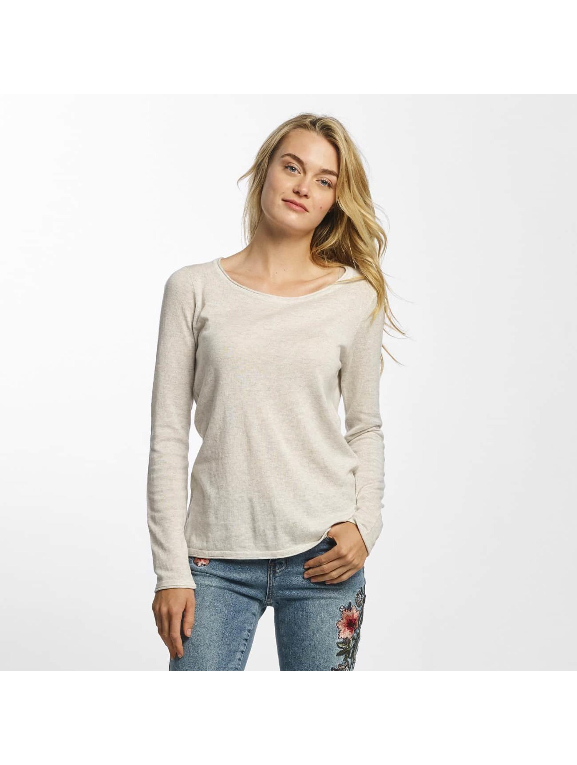 Vero Moda Tričká dlhý rukáv vmSofia šedá