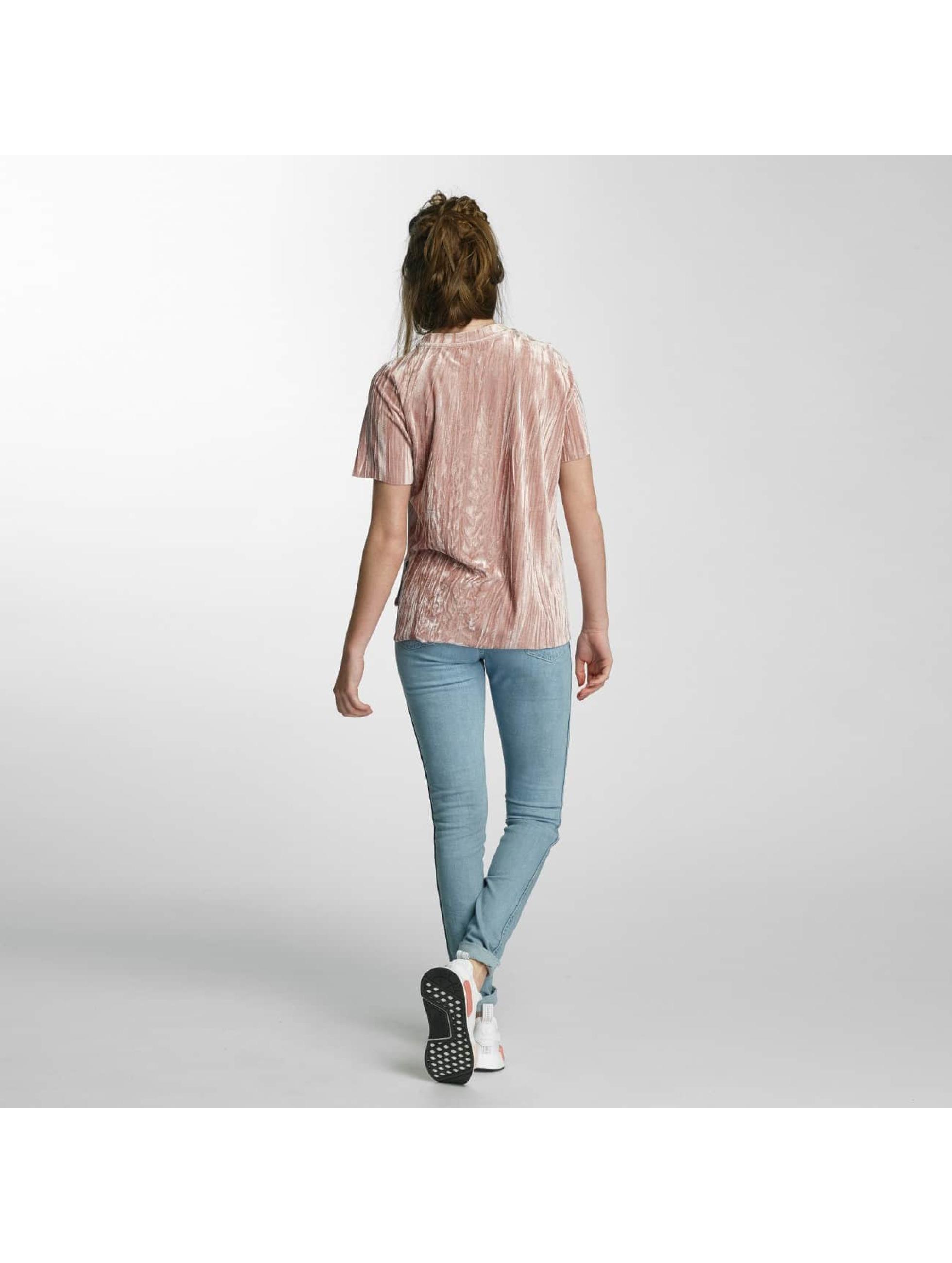 Vero Moda Tričká vmMaila ružová