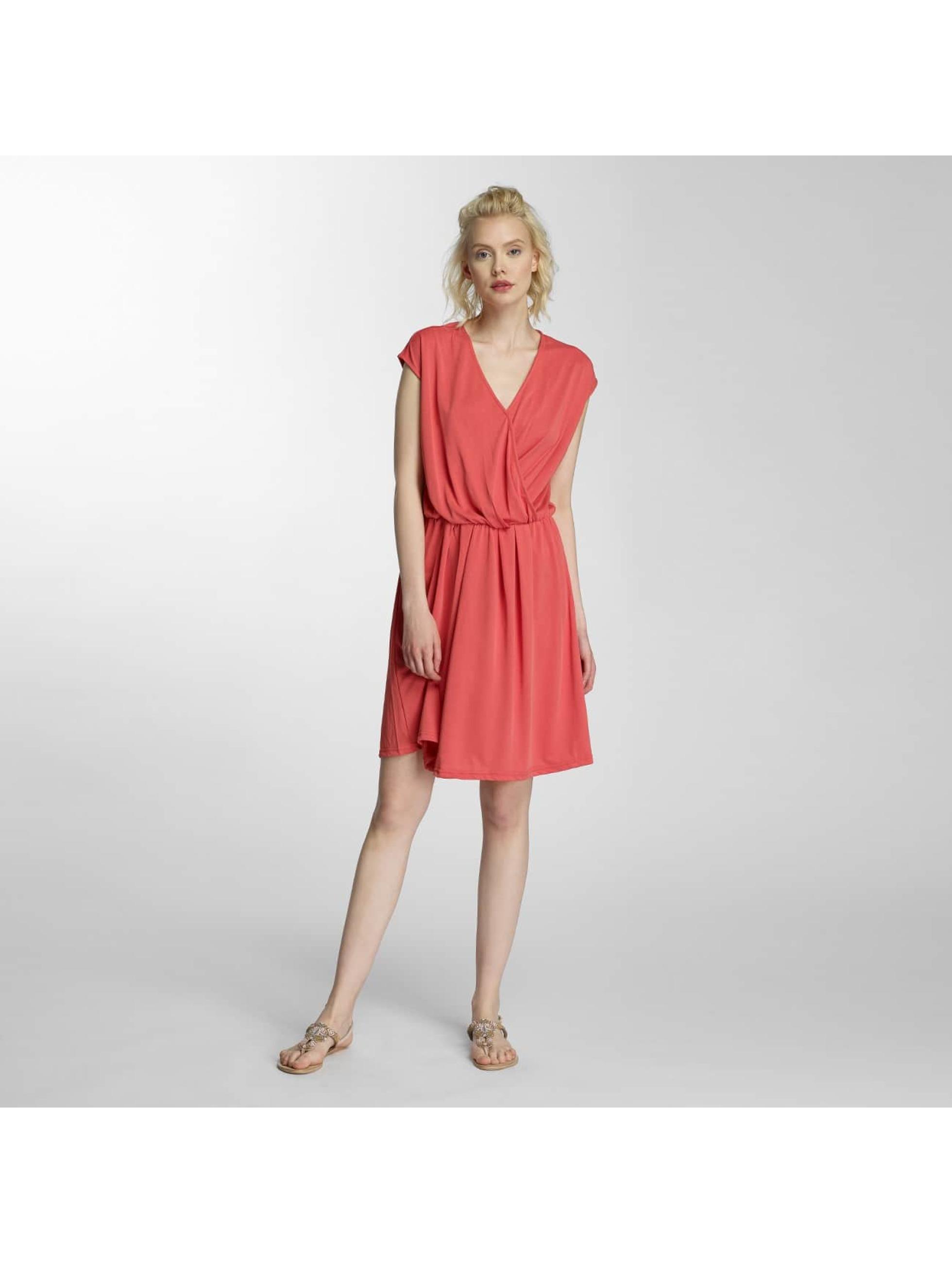 Vero Moda Vestido vmMetti rojo