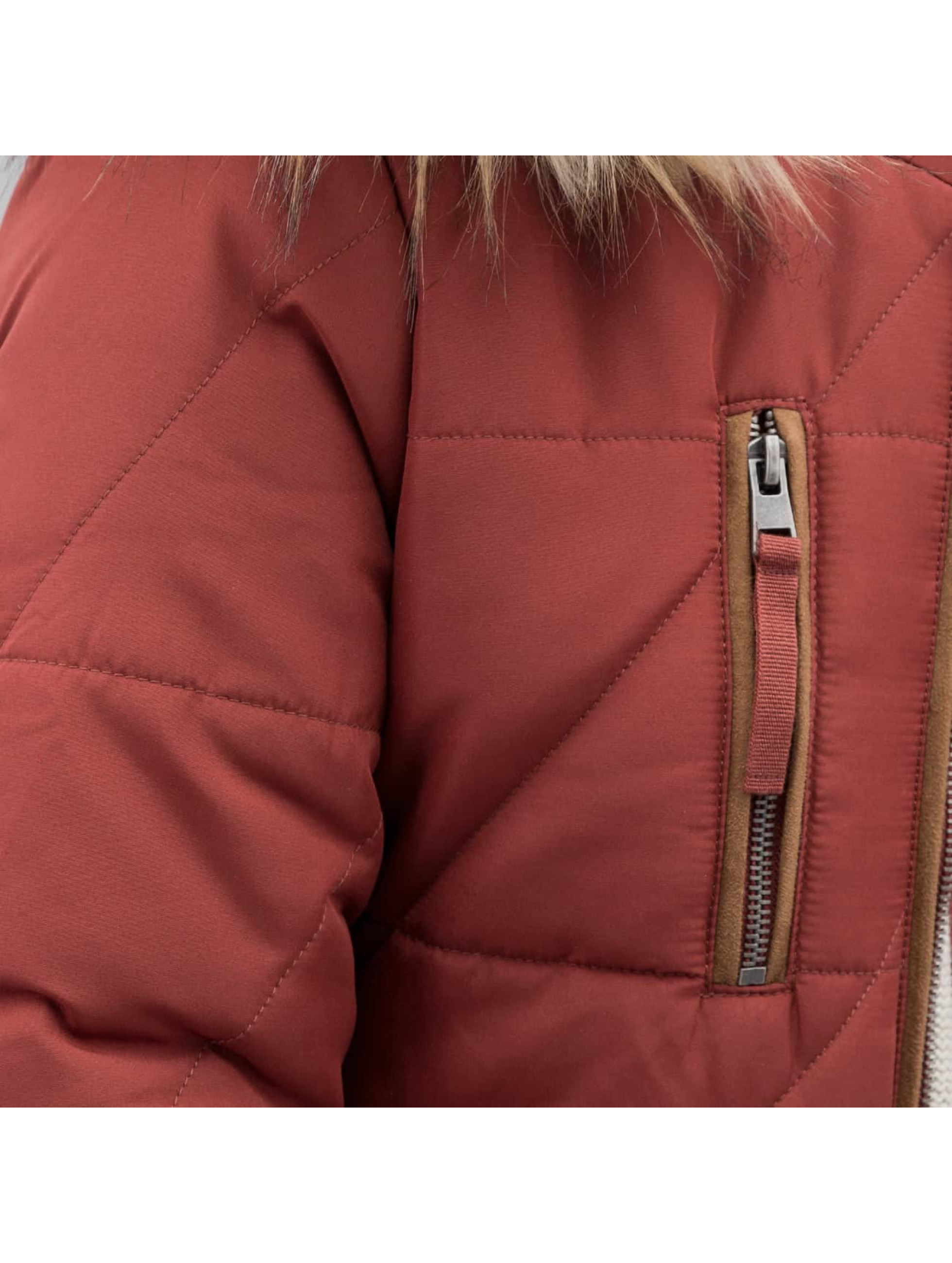 Vero Moda Winter Jacket vmIlka red