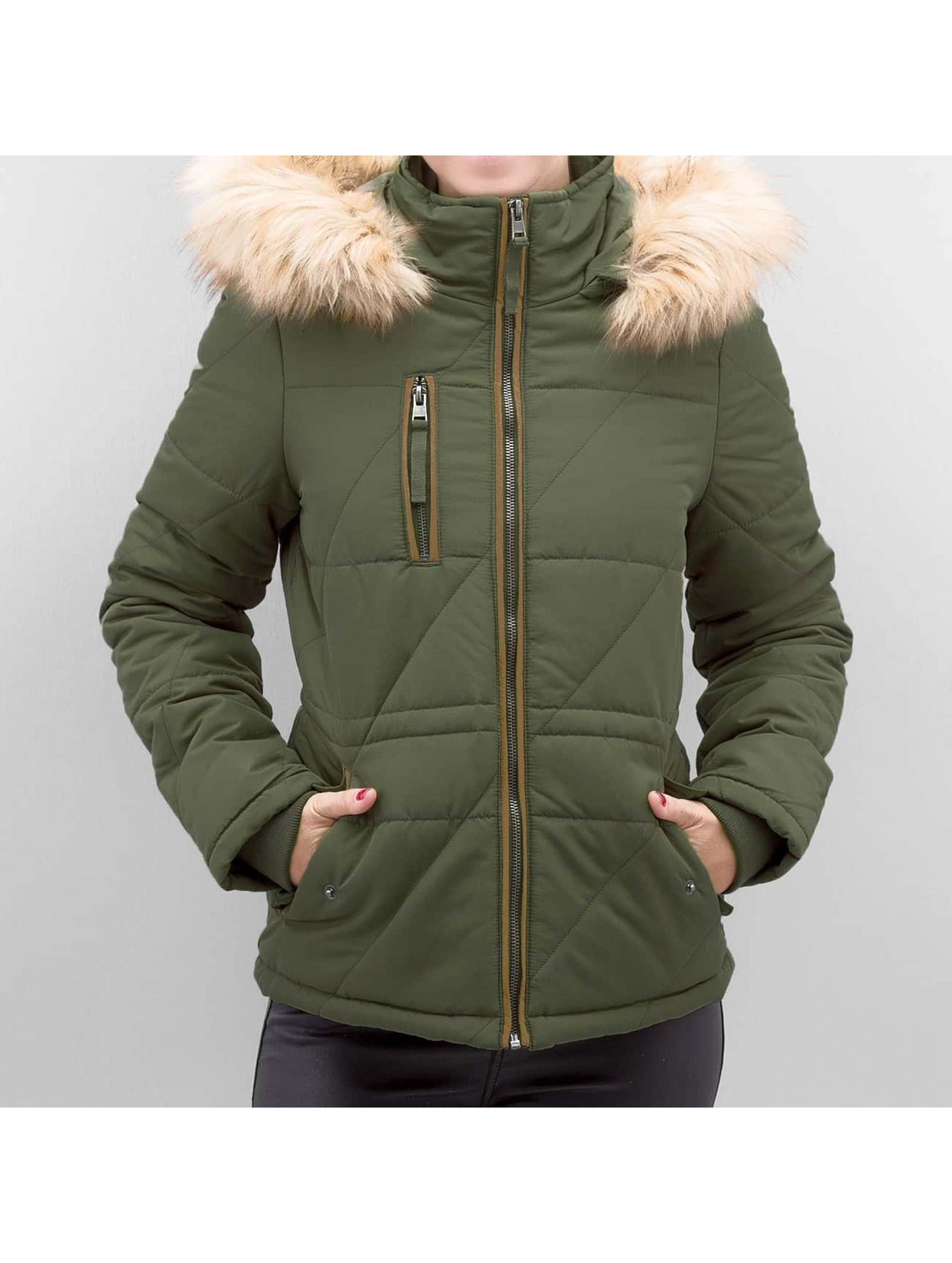 Vero Moda Winterjacke vmIlka grün