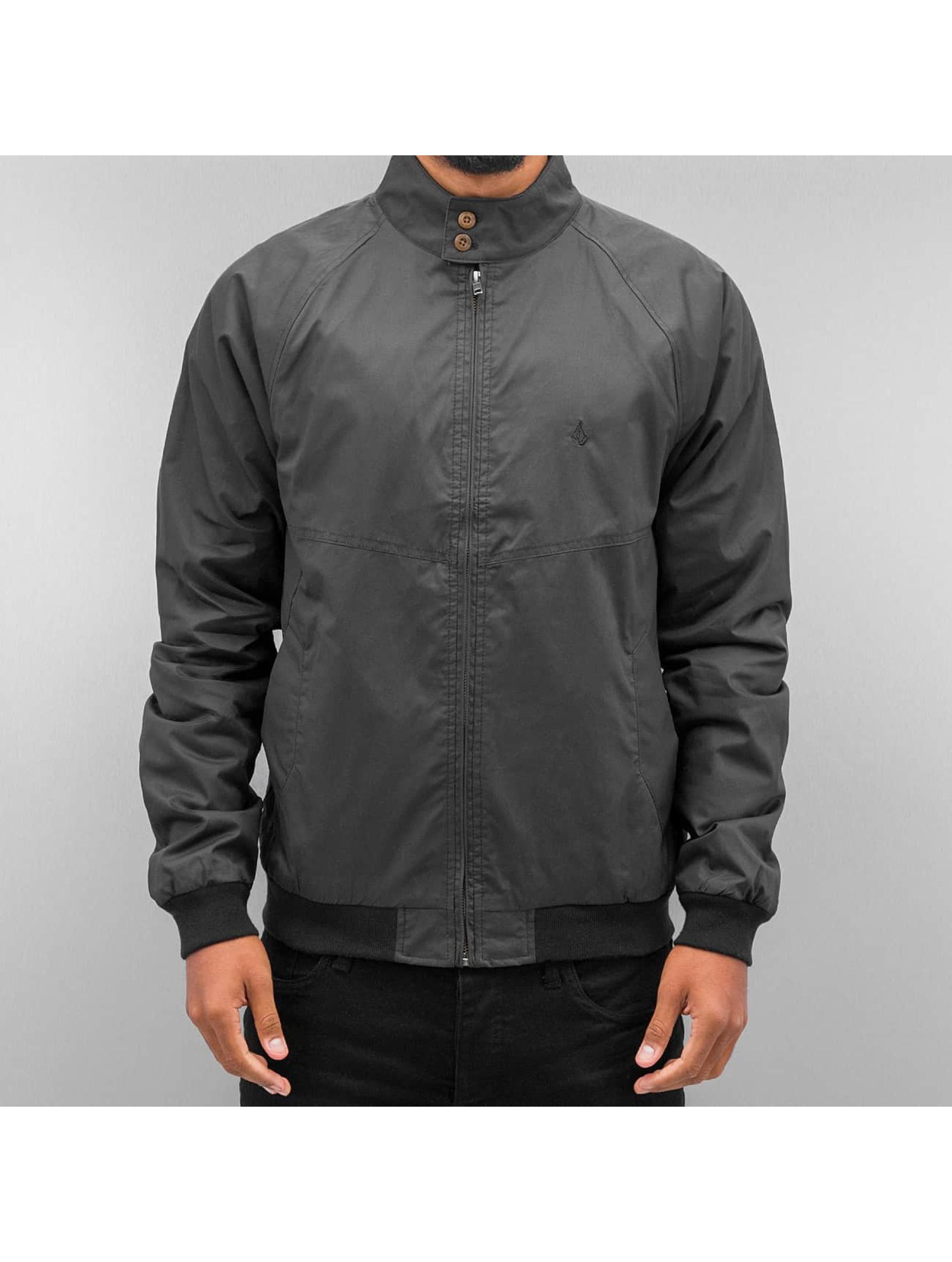 Volcom Демисезонная куртка Yorkstone черный