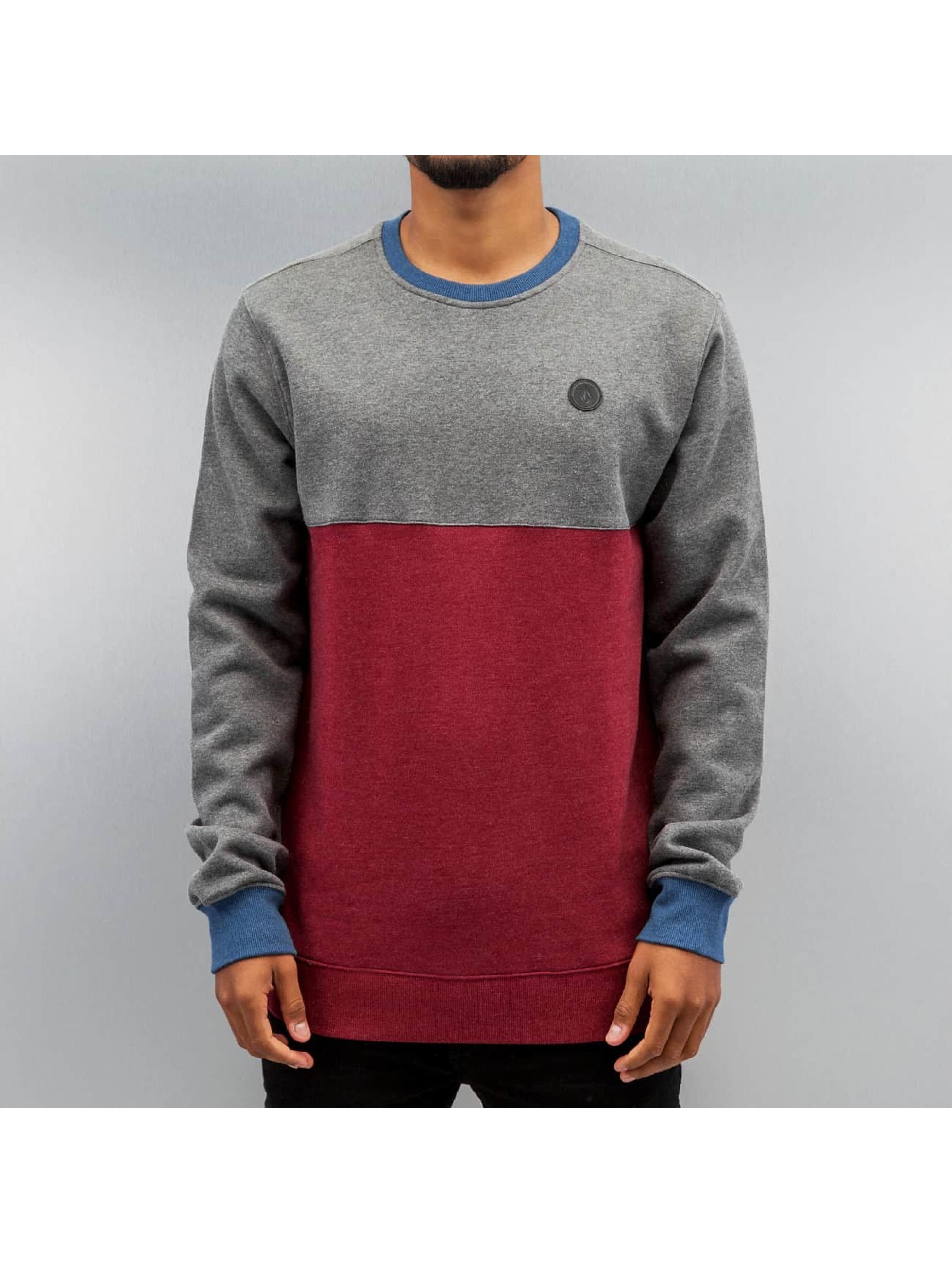Volcom Пуловер Single Stone серый