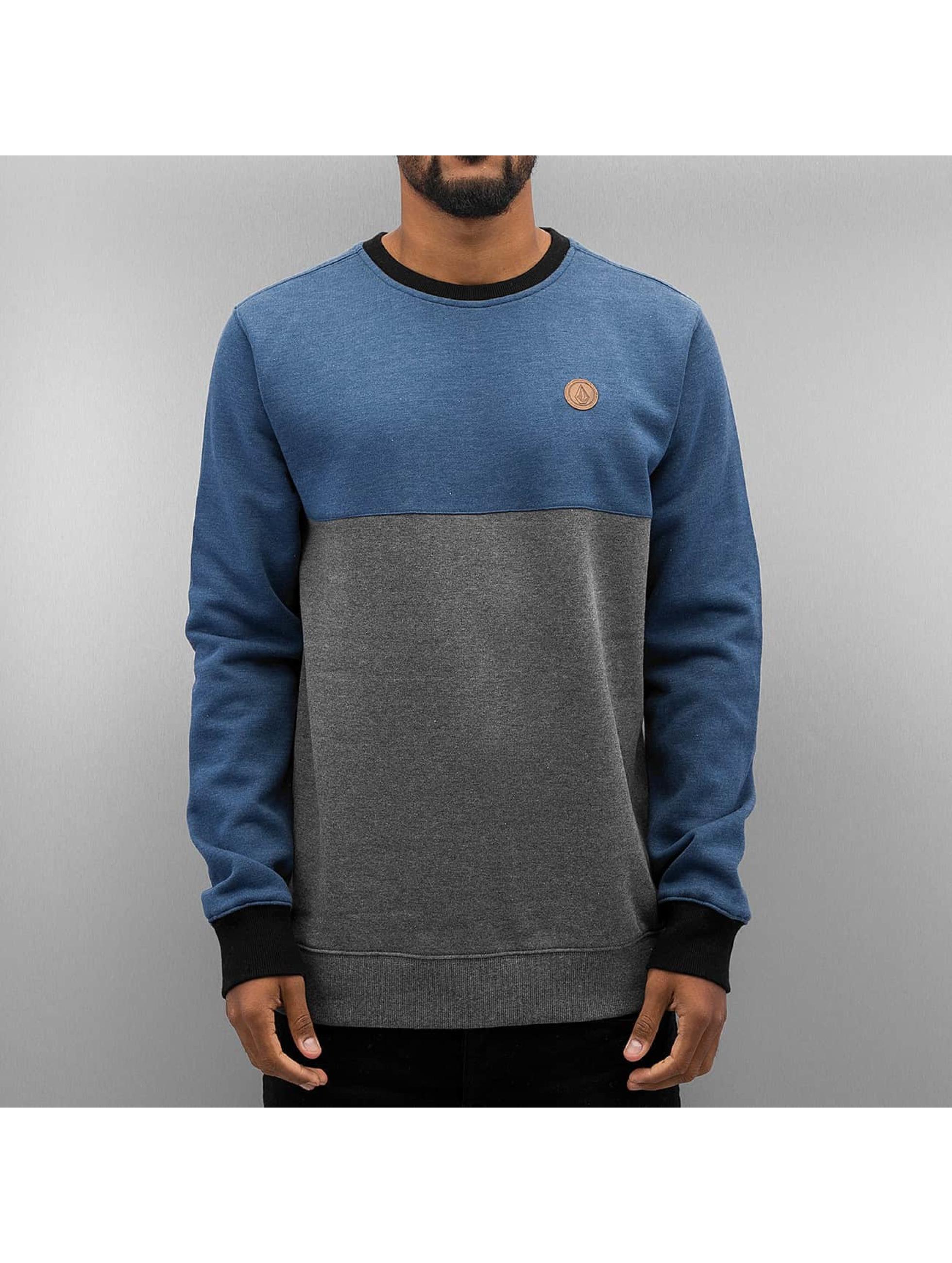 Volcom Пуловер Single Stone синий