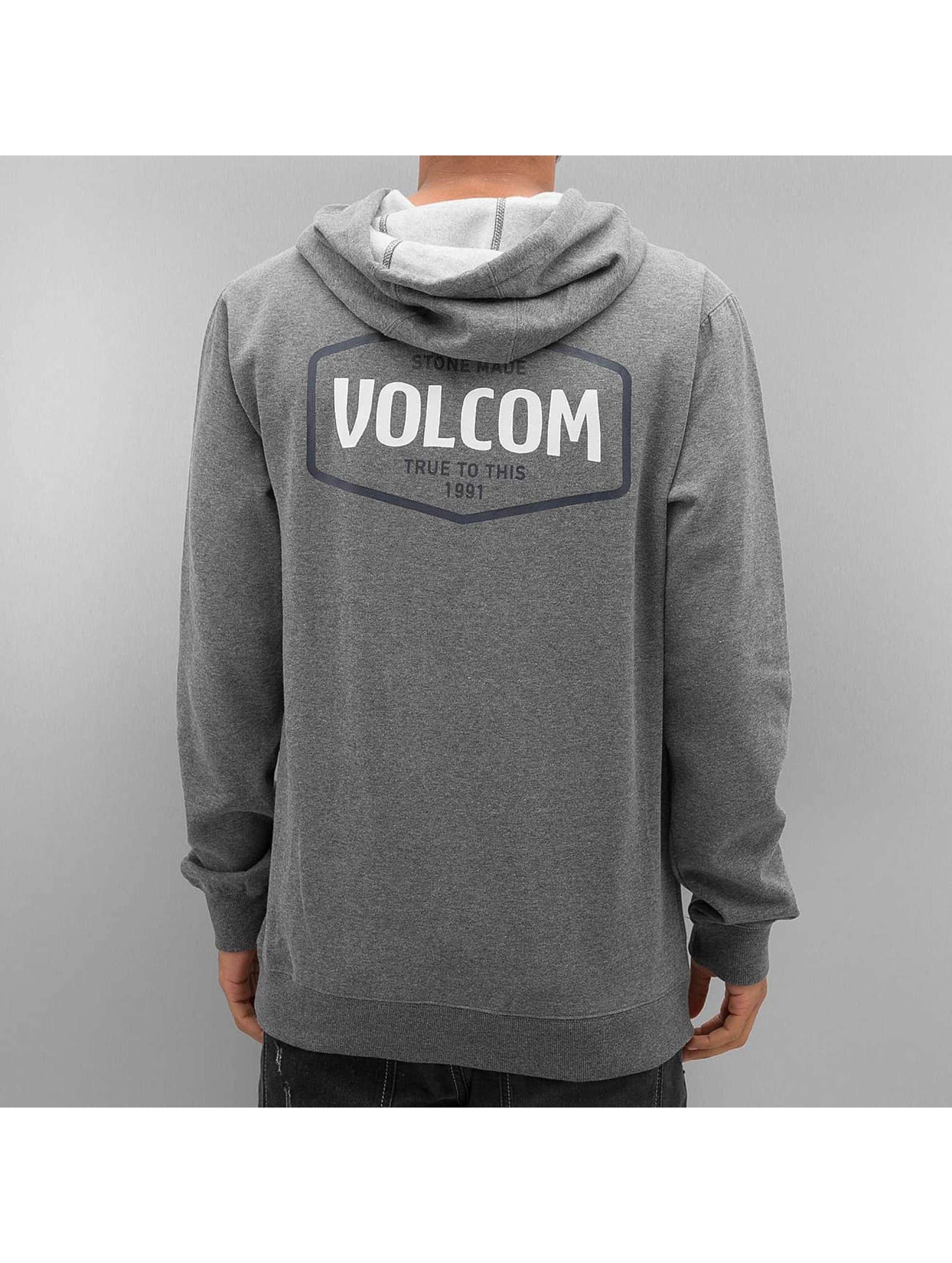 Volcom Толстовка Packsaddle серый