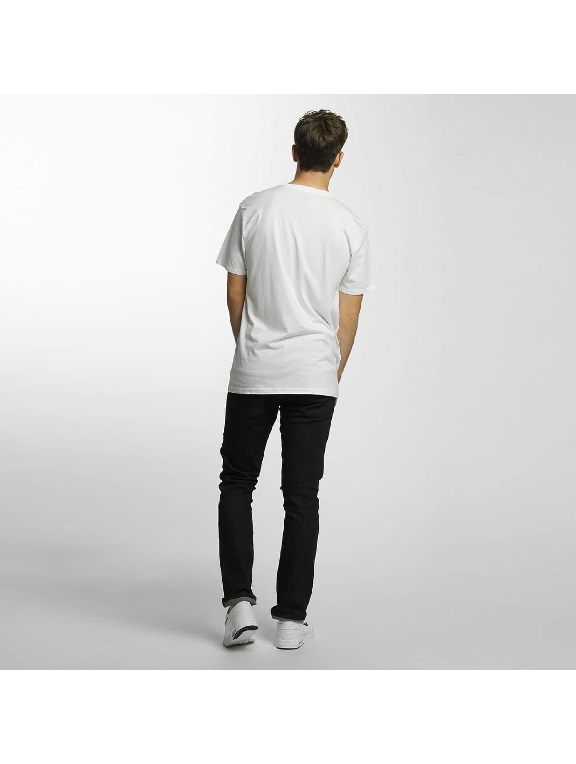 Volcom Camiseta Line Euro Basic blanco