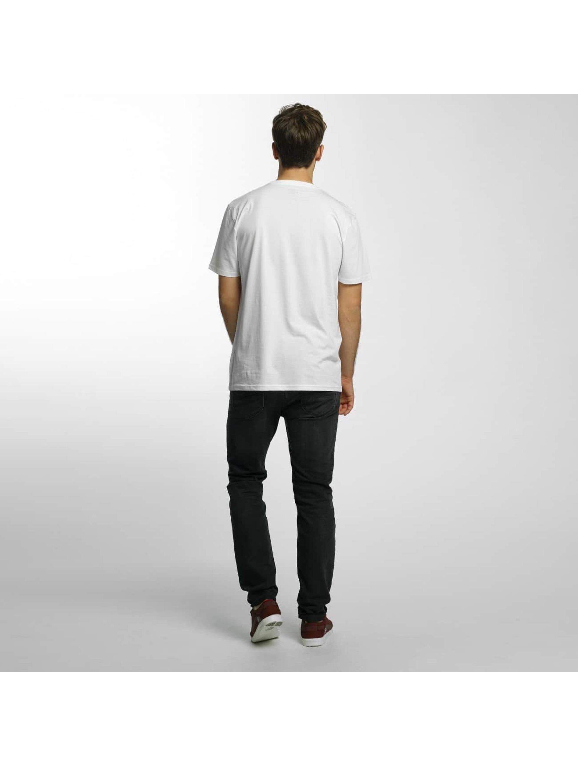 Volcom Camiseta Budy Basic blanco