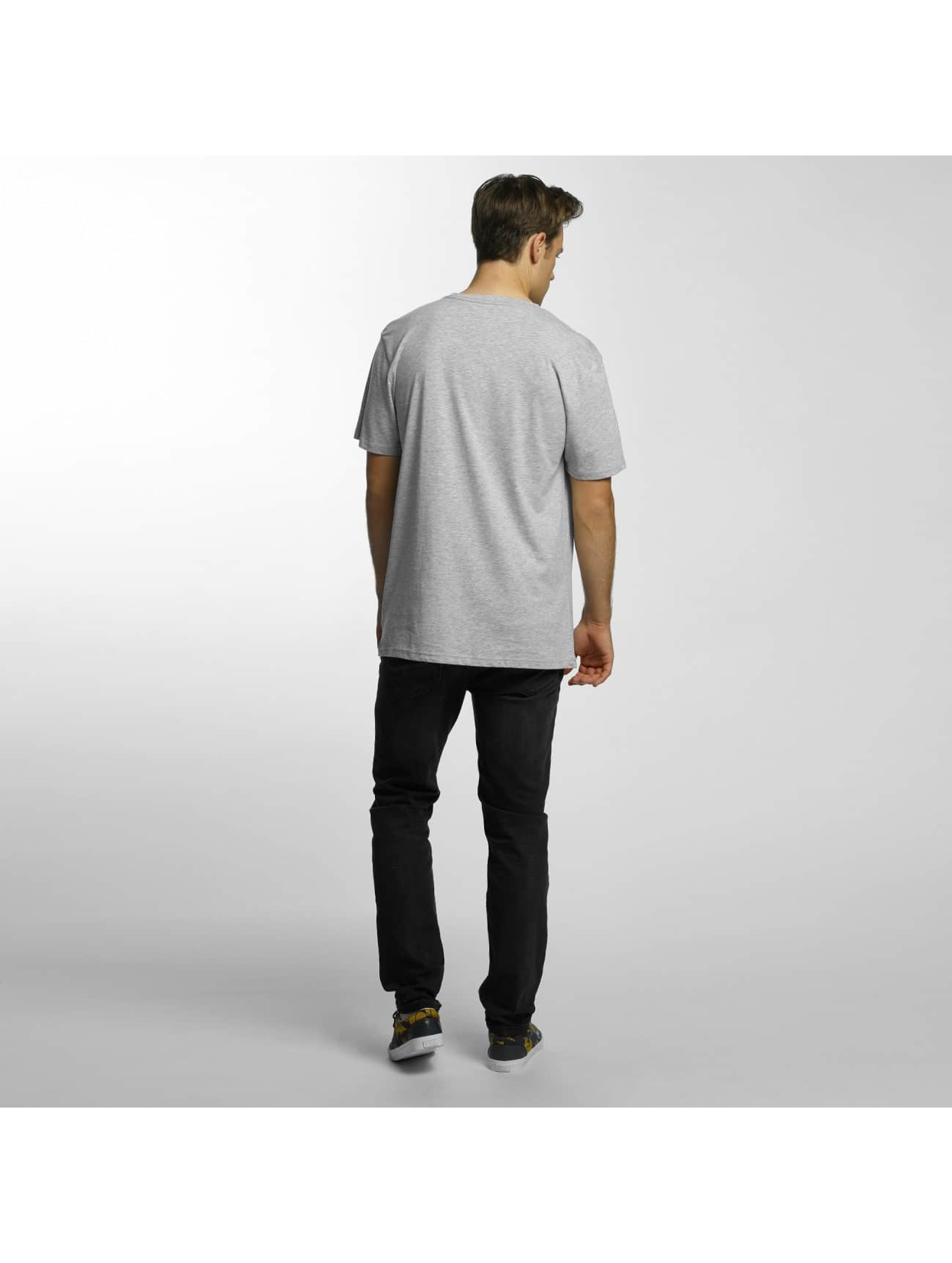 Volcom Camiseta Burnt Basic gris