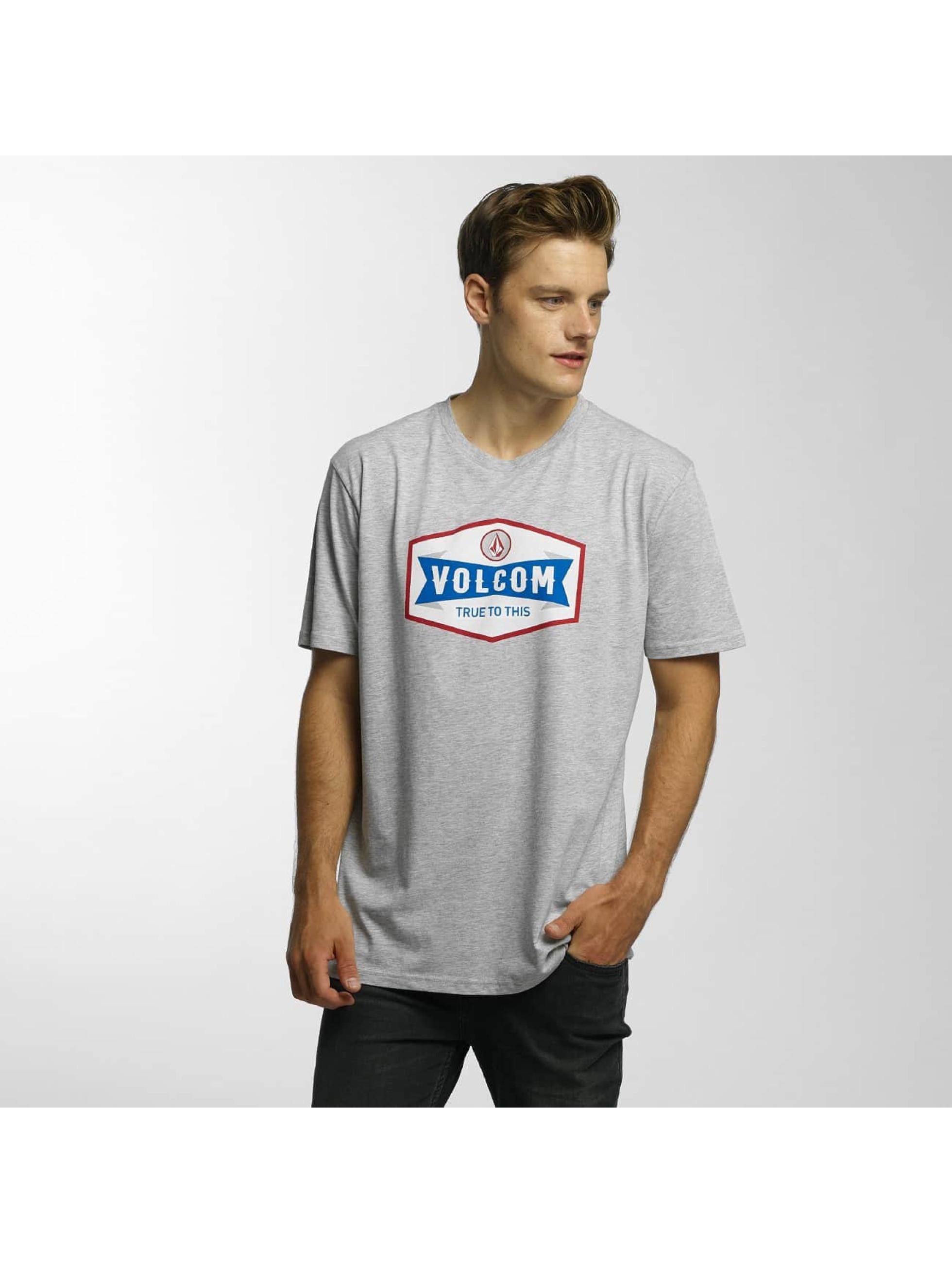 Volcom Camiseta Budy Basic gris