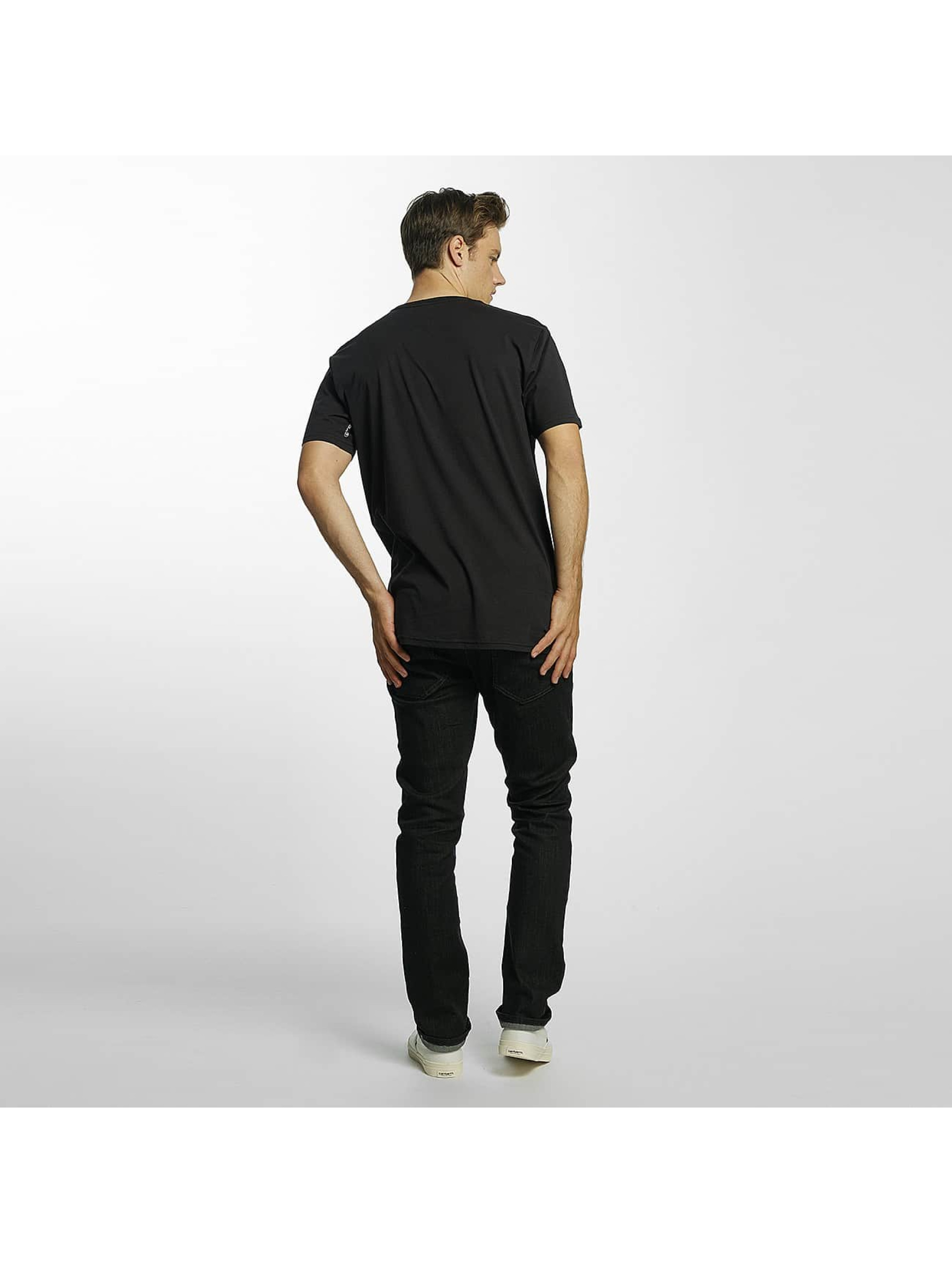 Volcom Camiseta Budy Basic negro