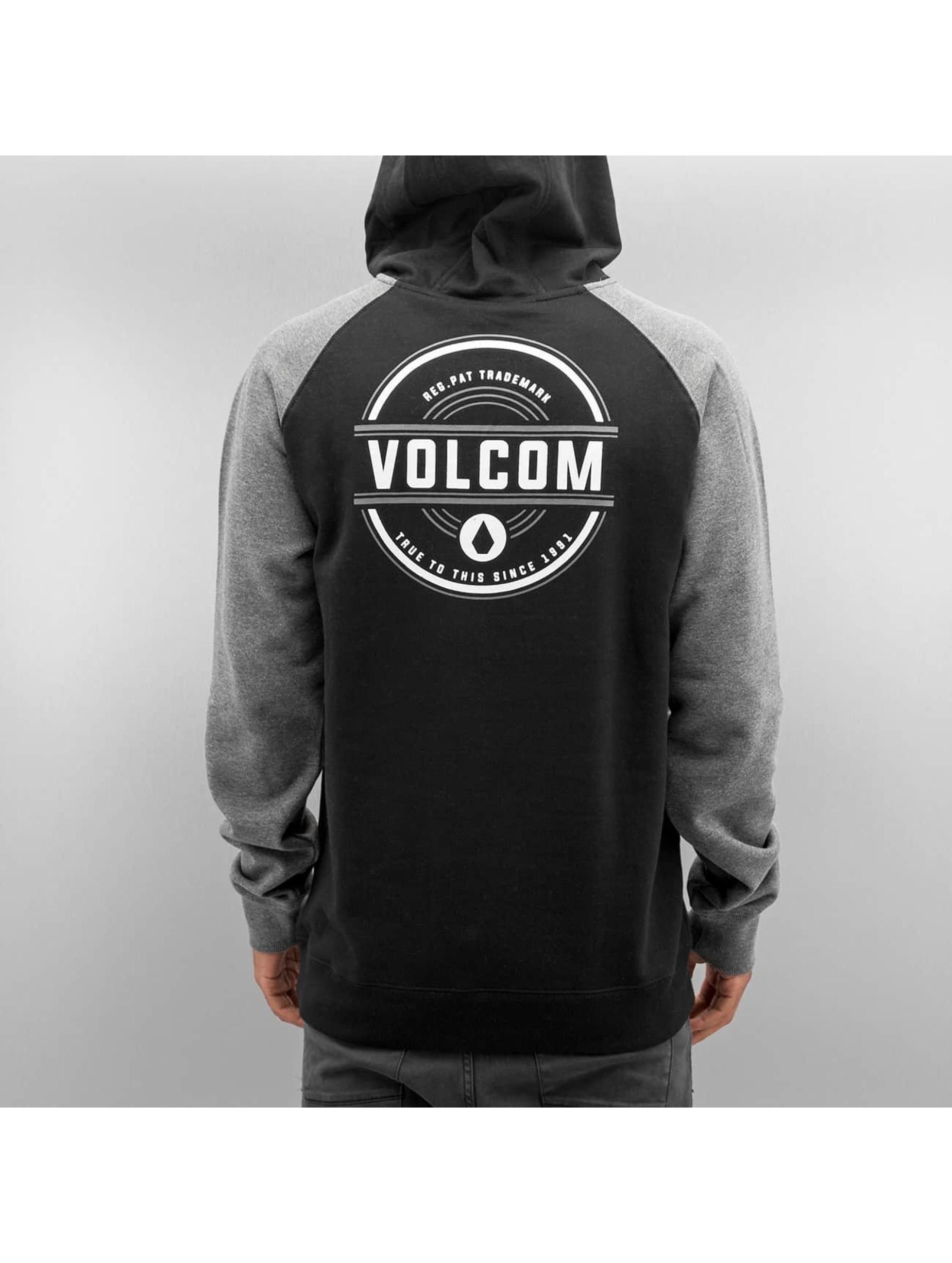 Volcom Hoody Stone Pack zwart