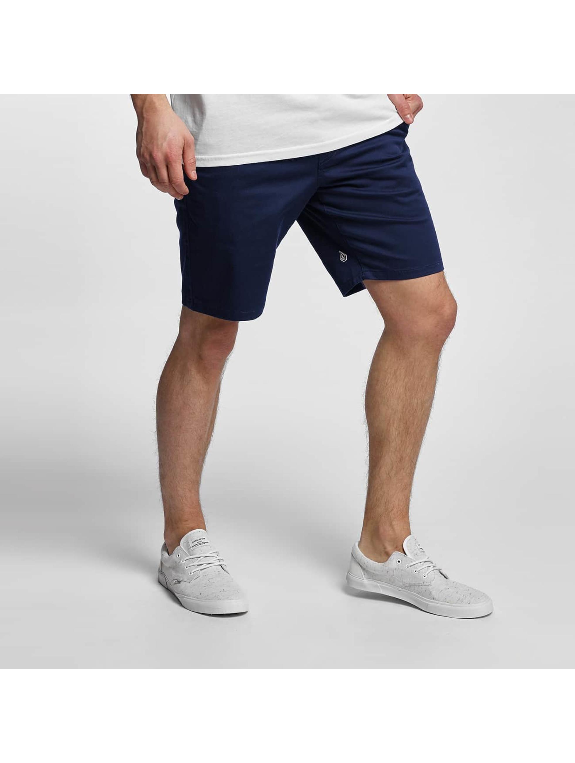 Volcom Shorts Frickin Modern blau