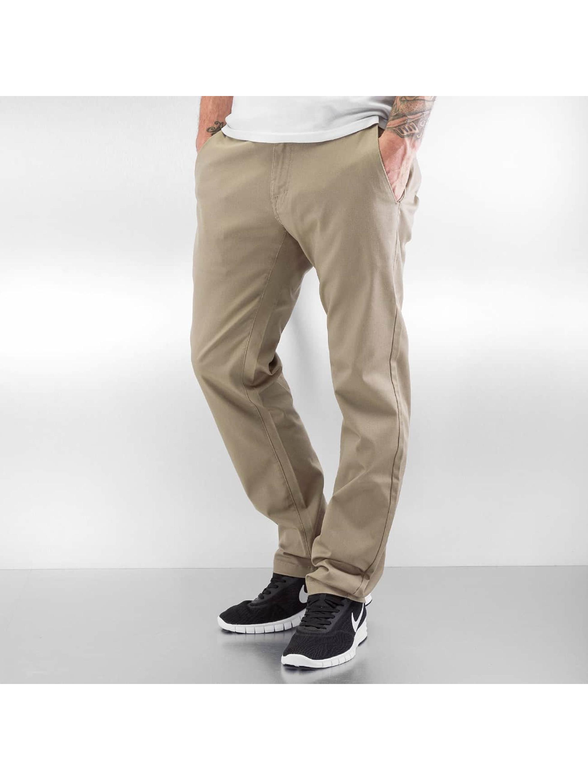Volcom Spodnie wizytowe Frickin Modern bezowy