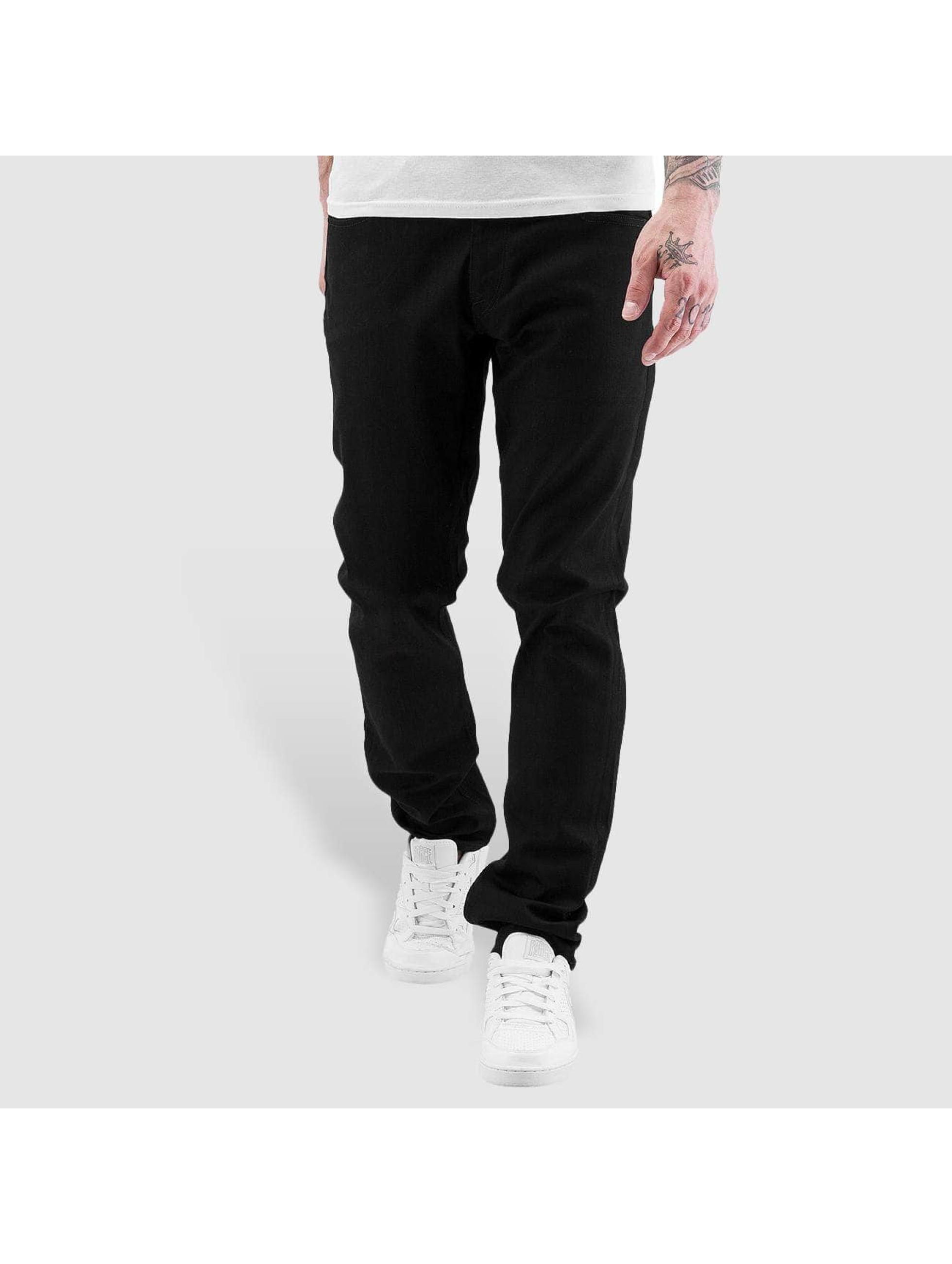 Volcom Straight Fit Jeans Vorta Denim black