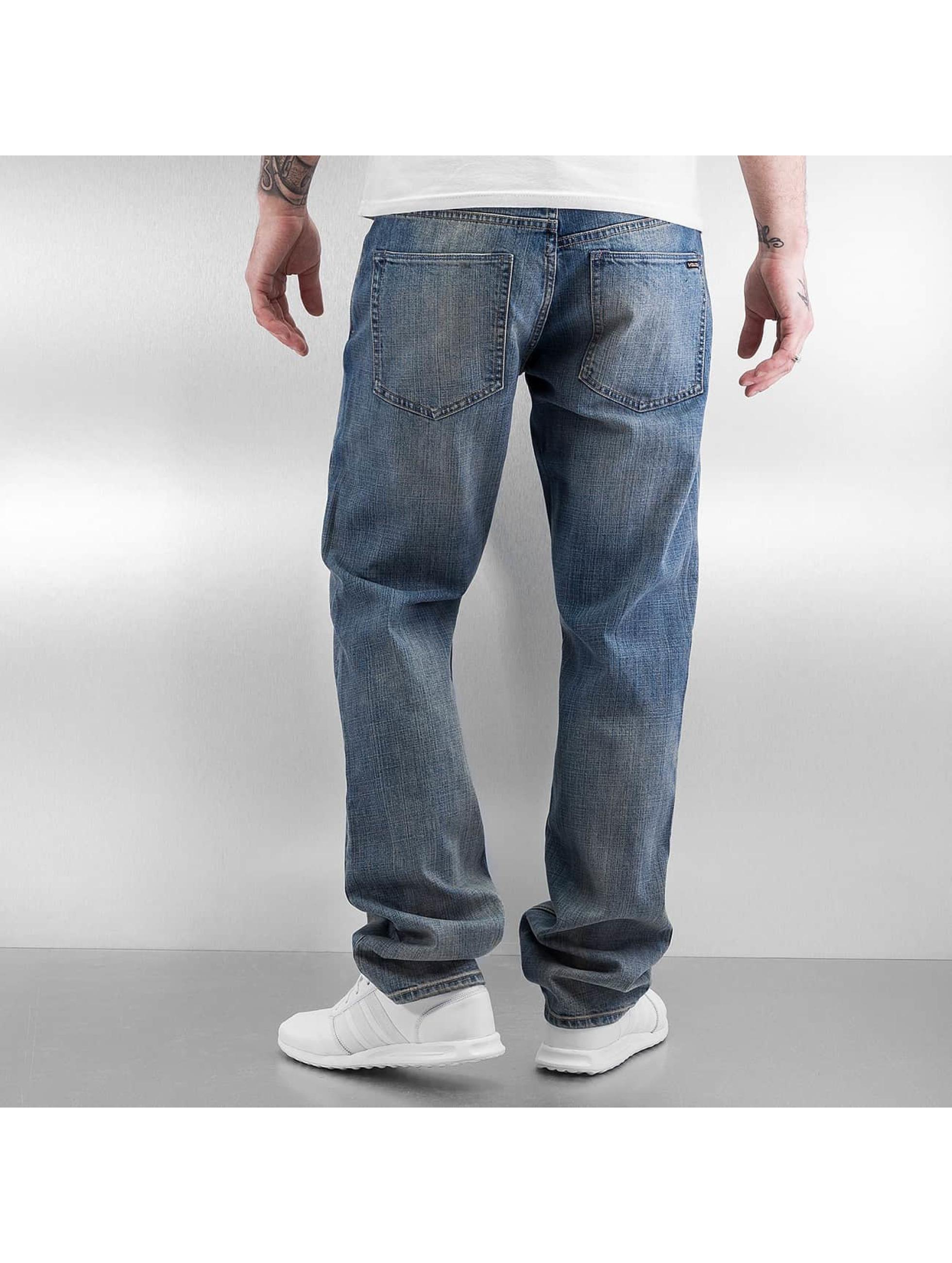 Volcom Straight Fit Jeans Solver blau