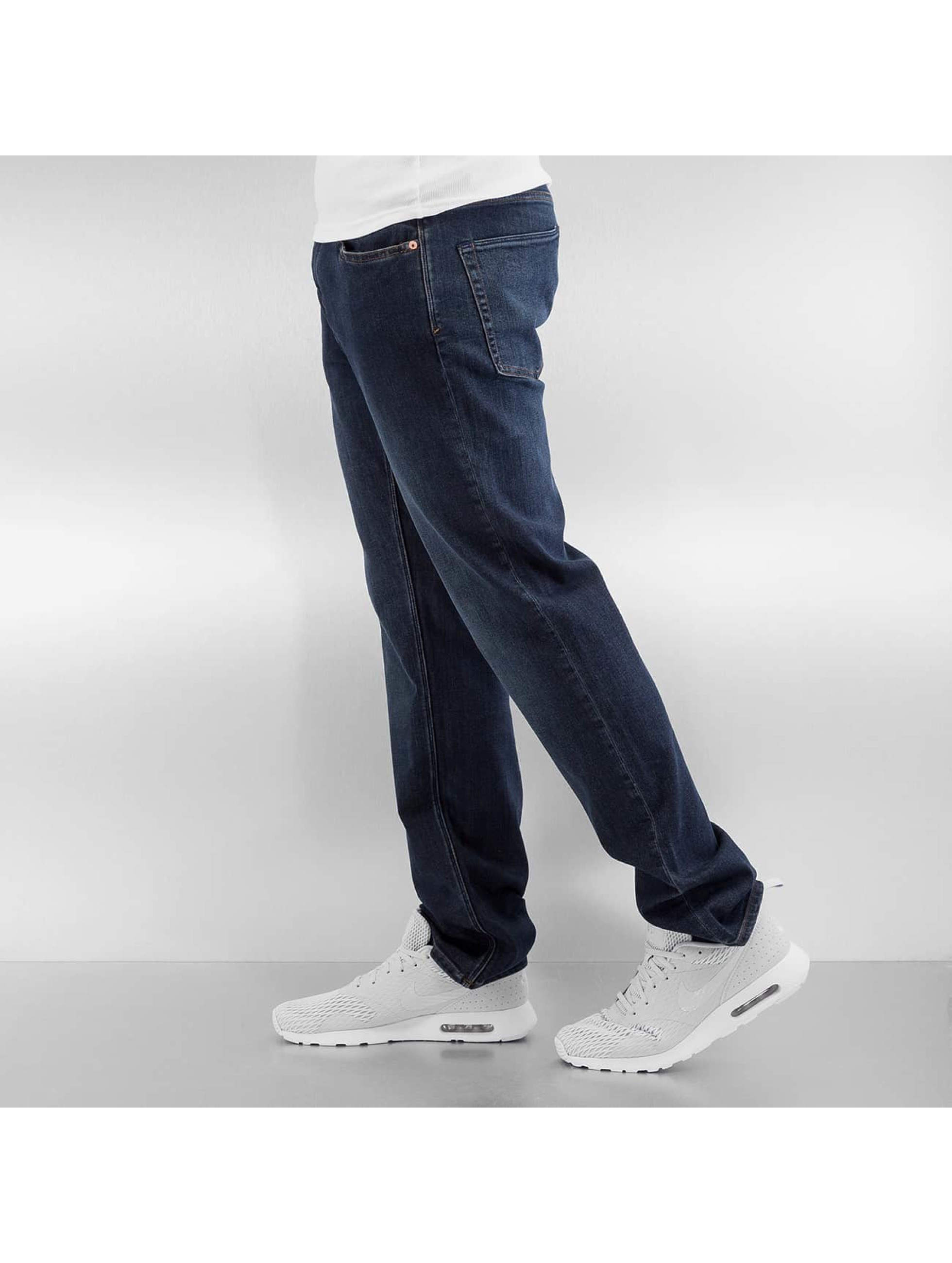 Volcom Straight Fit Jeans Solver Denim blue