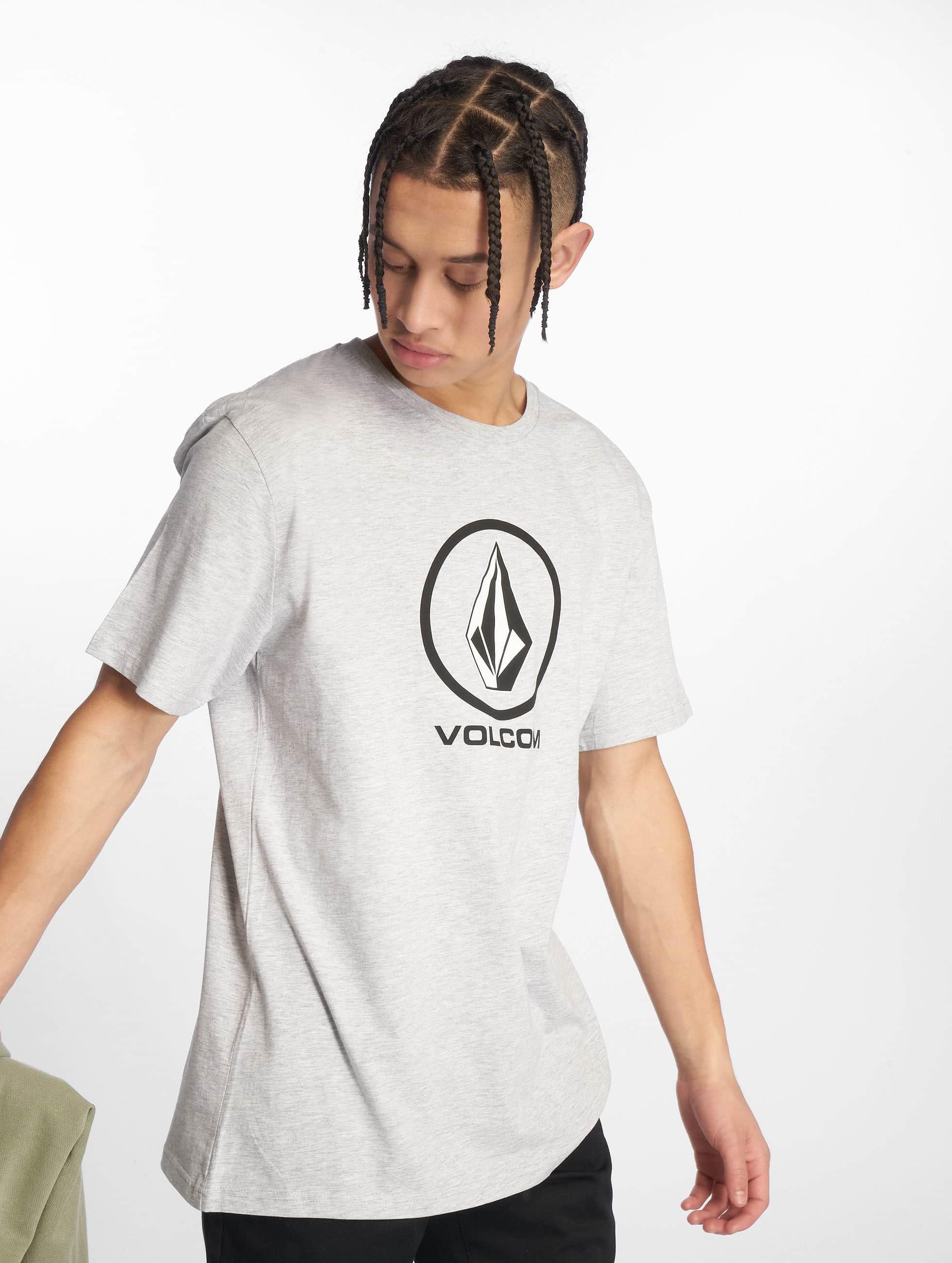 wholesale dealer 2c1fc 4625d Volcom Yläosat   Crisp Stone T-paidat   harmaa 625979