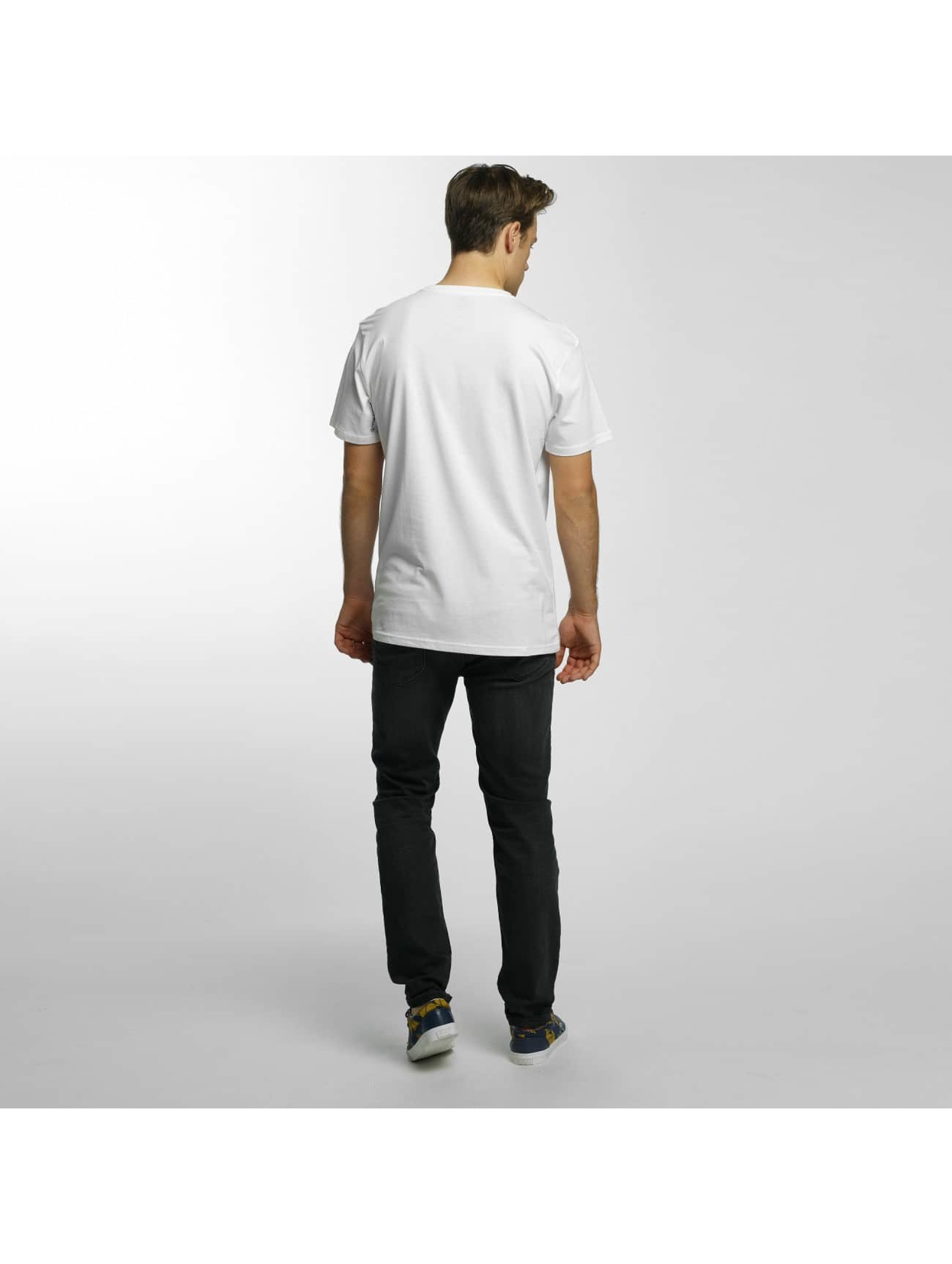 Volcom T-shirt Burnt Basic bianco