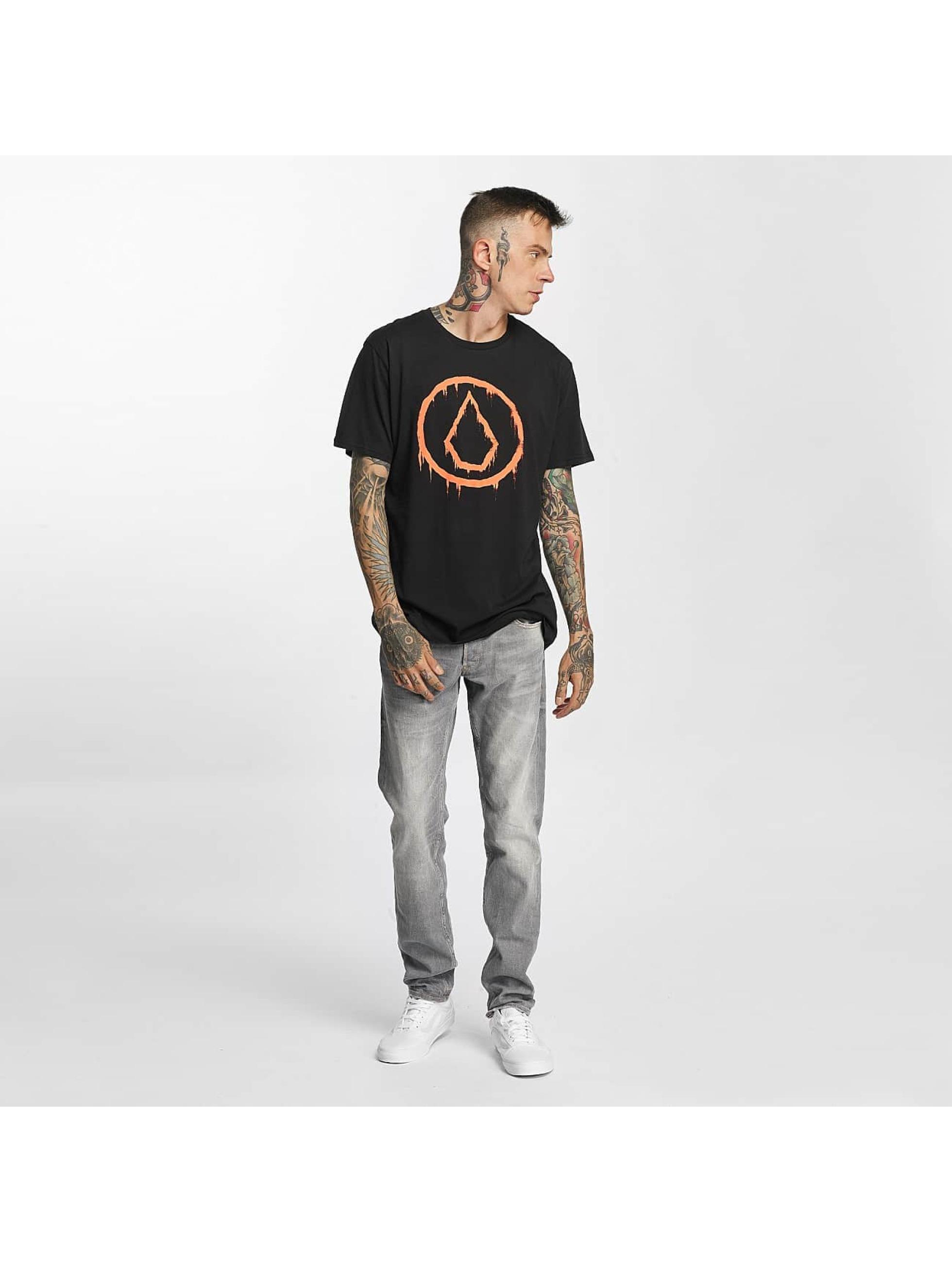 Volcom T-Shirt Sludgestone Basic black