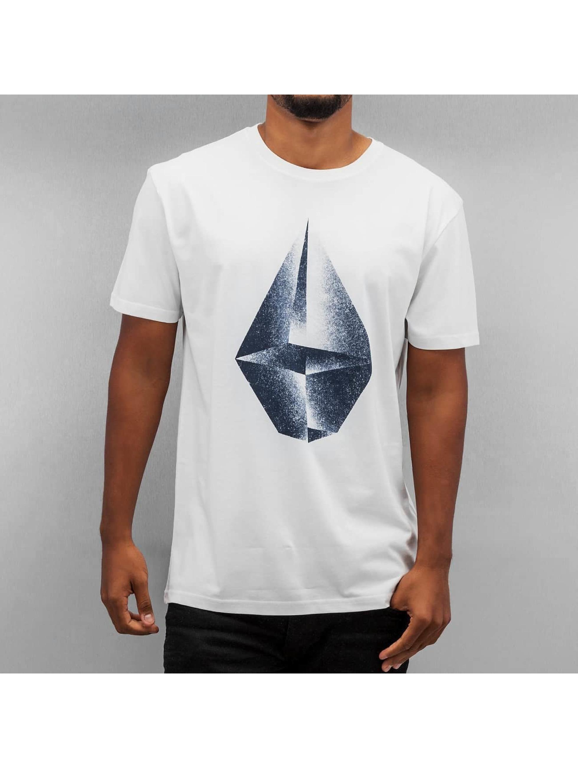 Volcom T-Shirt Shape Shifter blanc