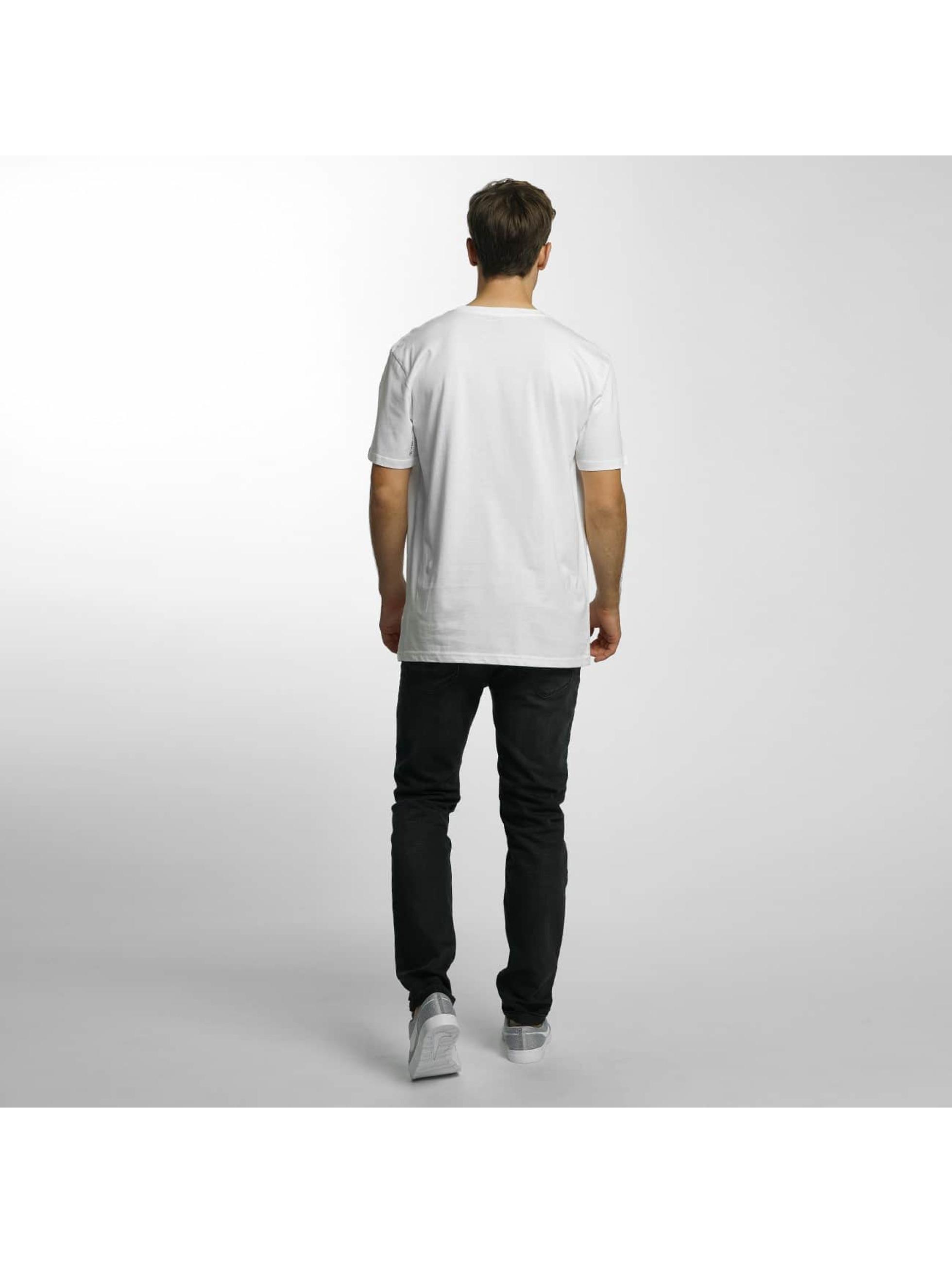 Volcom T-Shirt Circle Stone Basic blanc