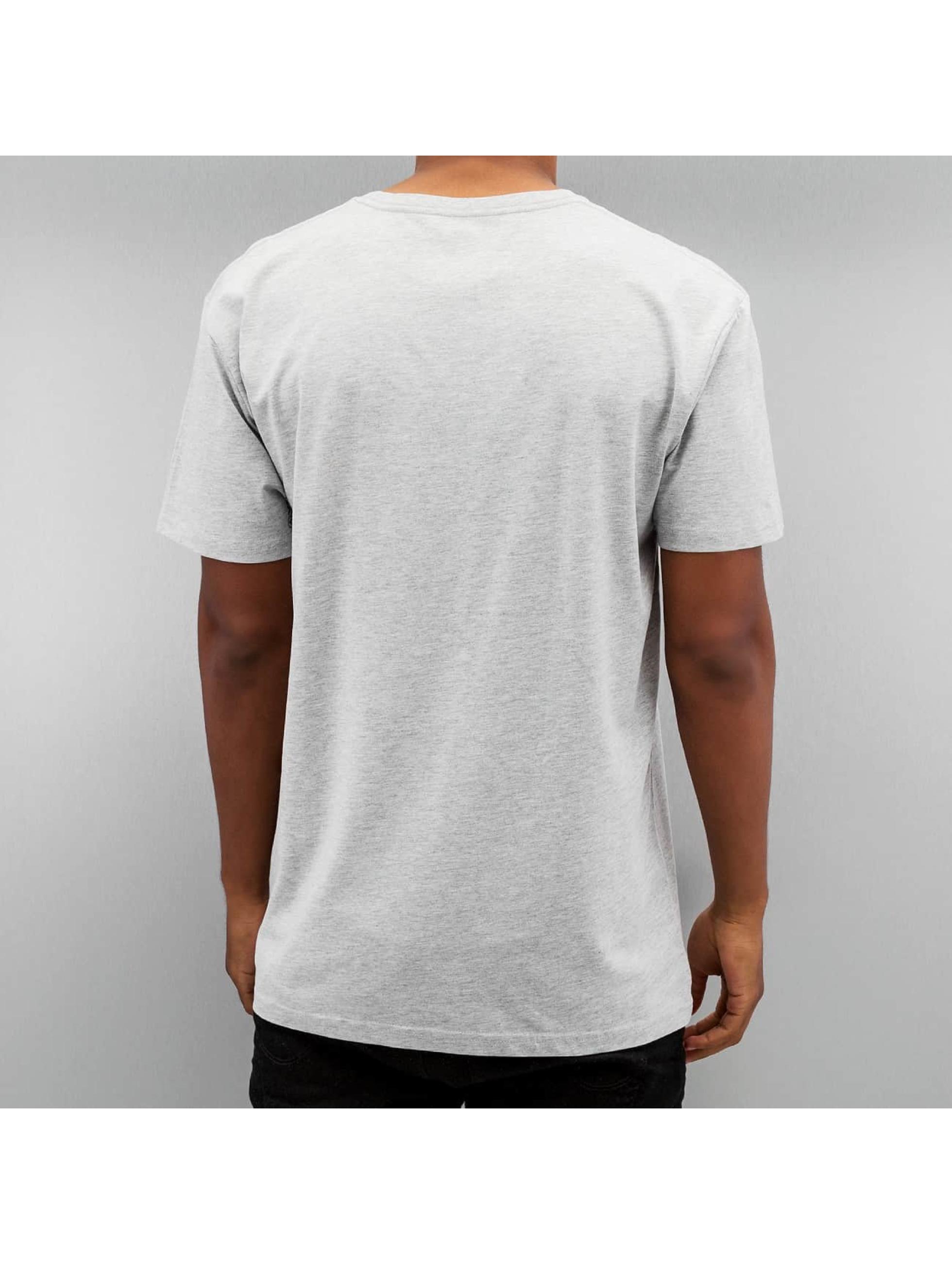 Volcom T-Shirt Circle Stone grau