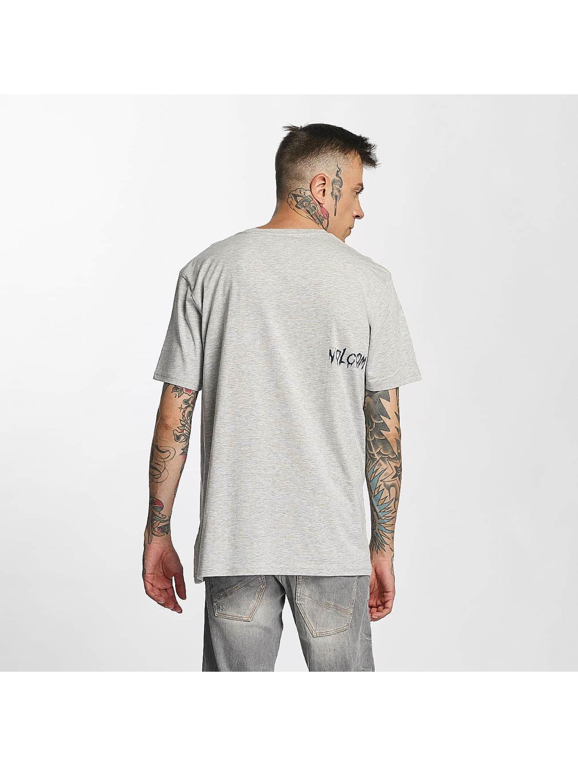 Volcom T-Shirt Sludgestone Basic gray