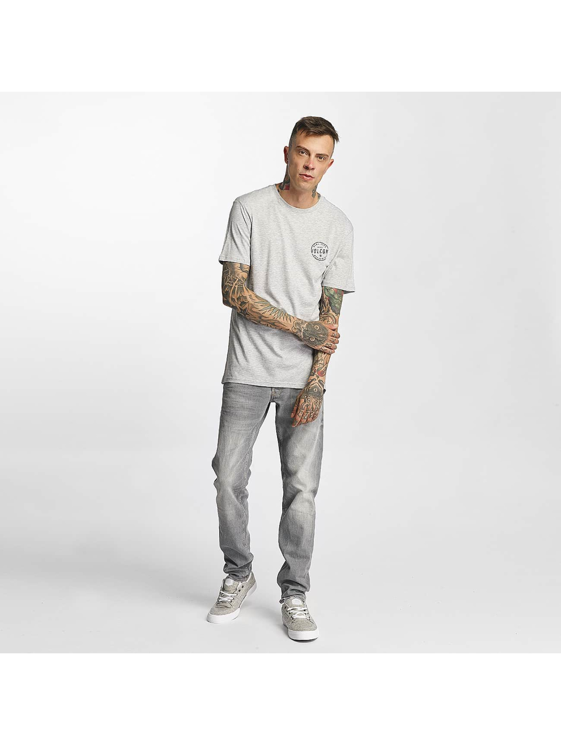 Volcom T-Shirt On Look Basic grey
