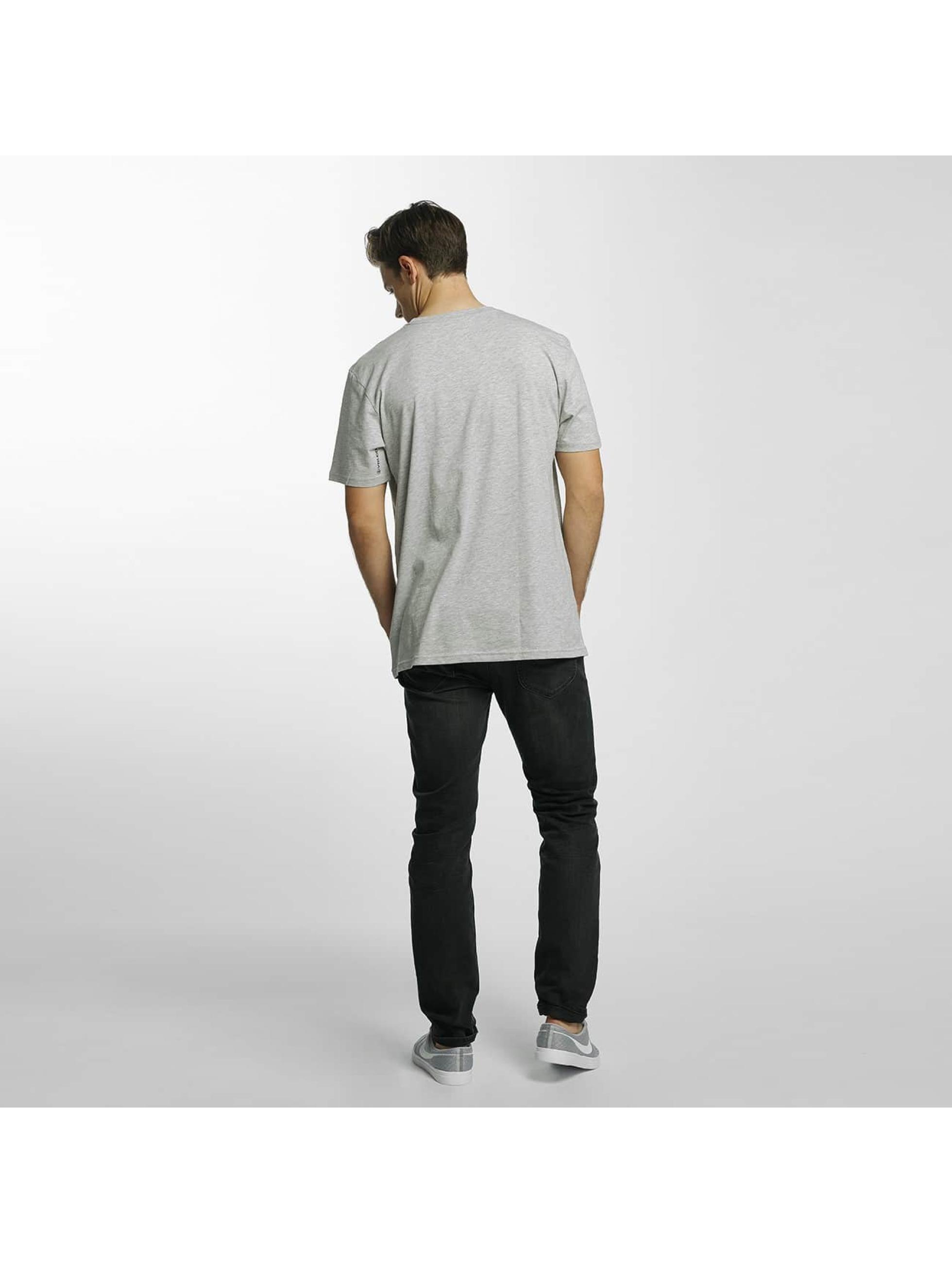 Volcom t-shirt Circle Stone Basic grijs