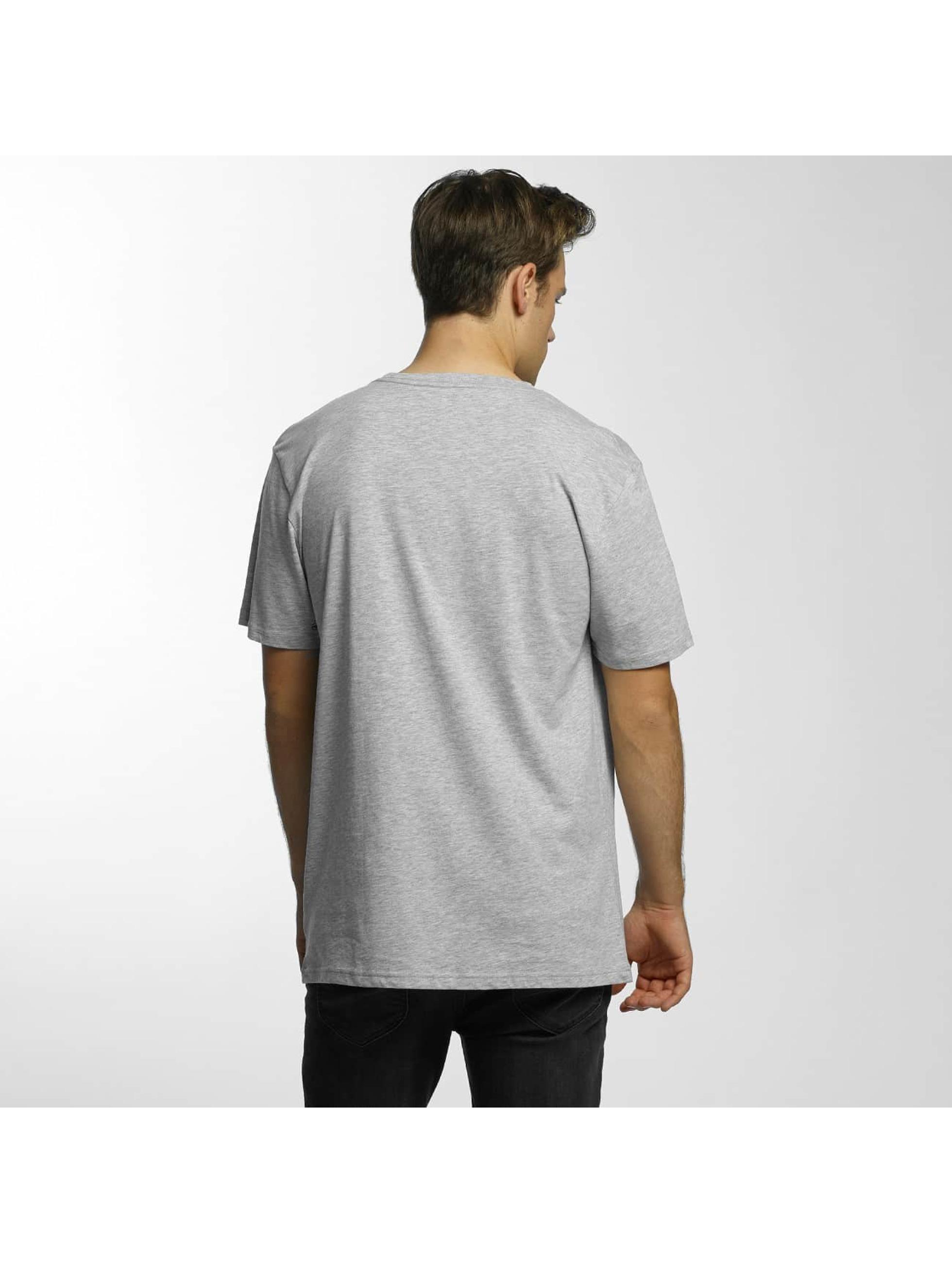 Volcom t-shirt Burnt Basic grijs