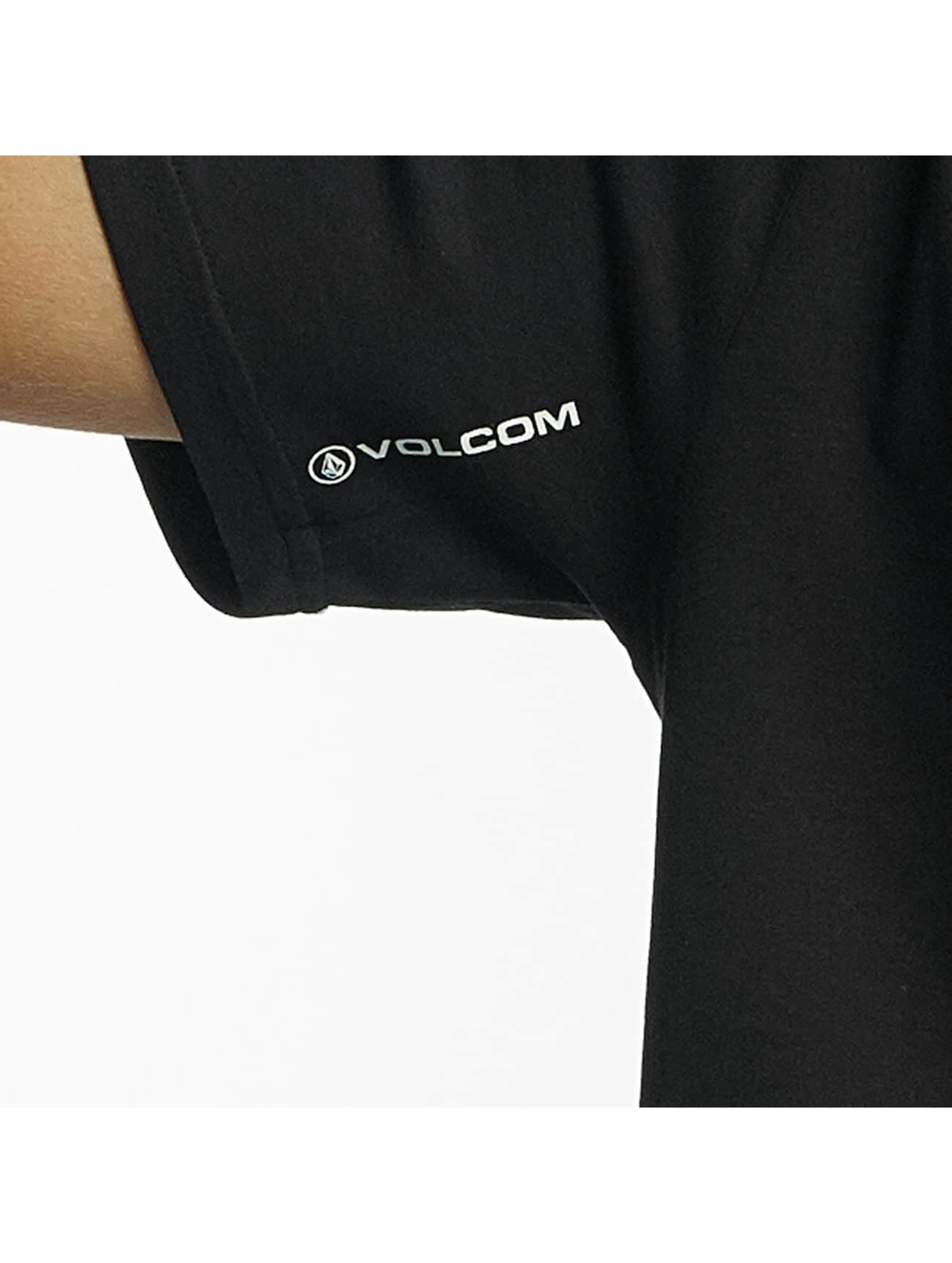 Volcom T-shirt Circle Stone Basic nero