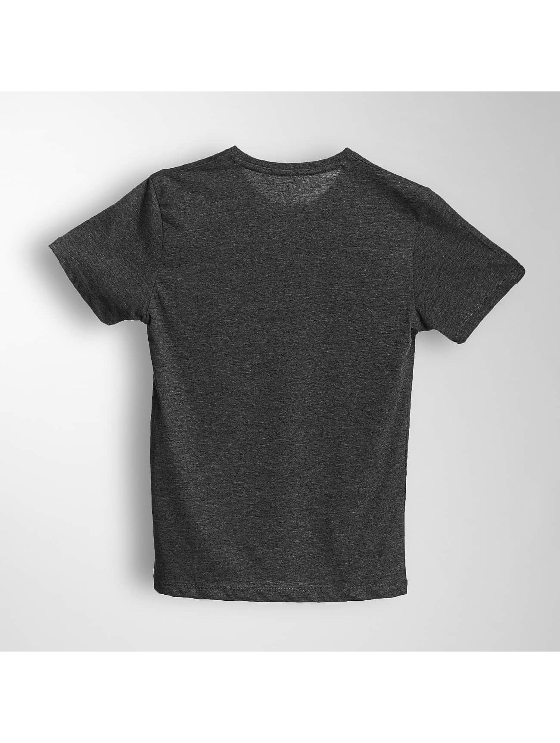 Volcom T-shirt Concentric Hth nero