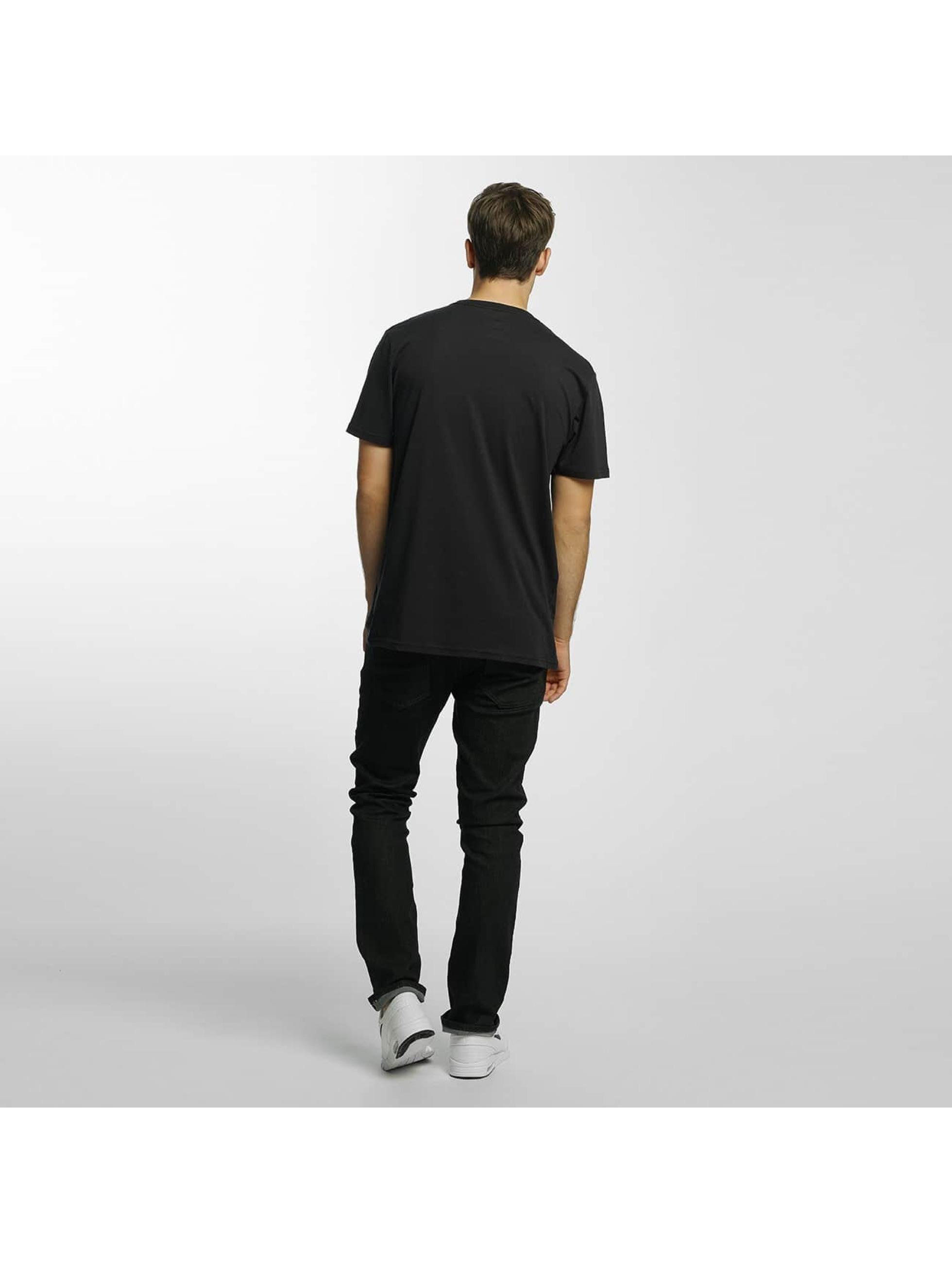 Volcom T-Shirt Circle Stone Basic schwarz