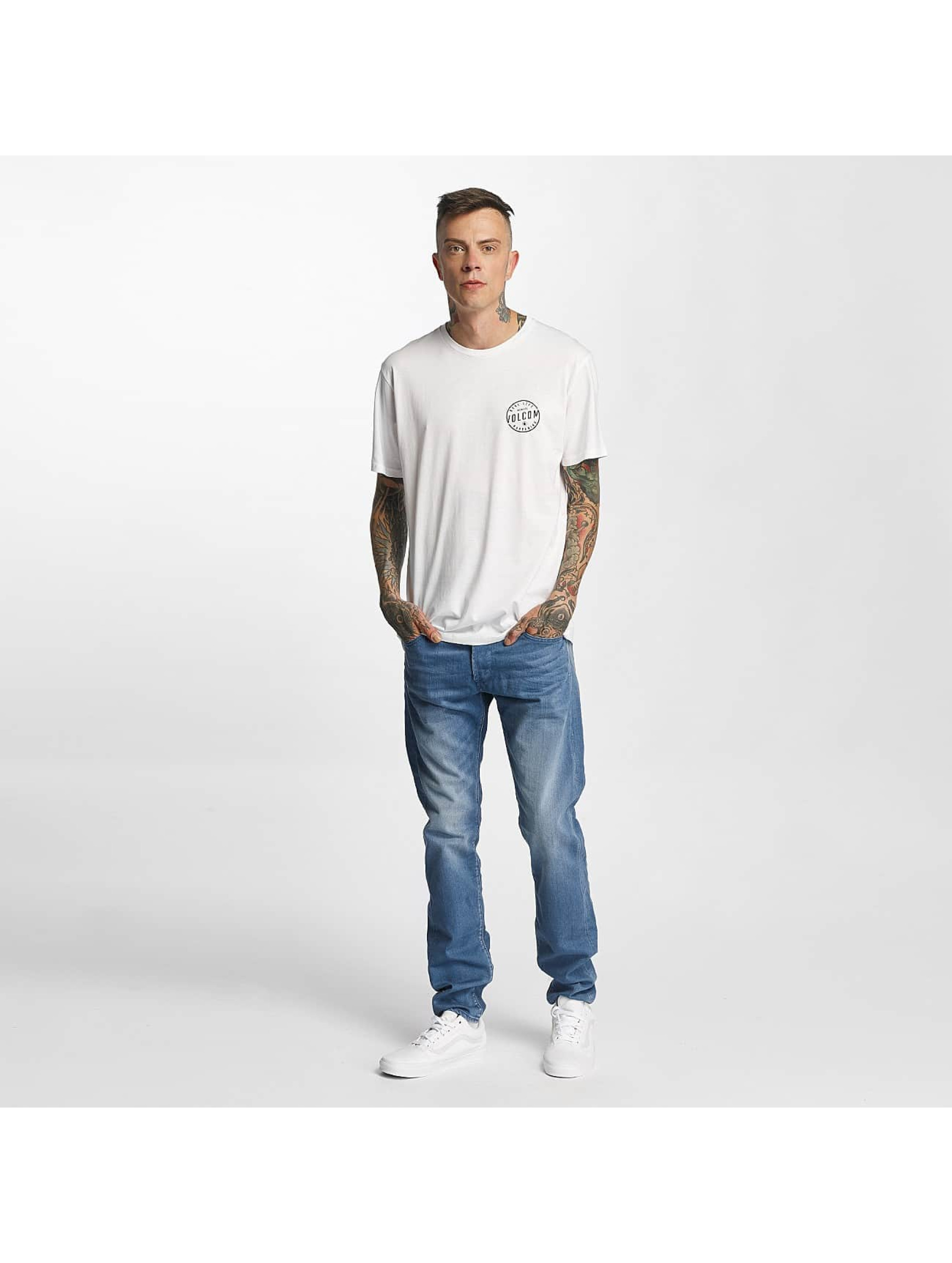 Volcom T-Shirt On Look Basic white