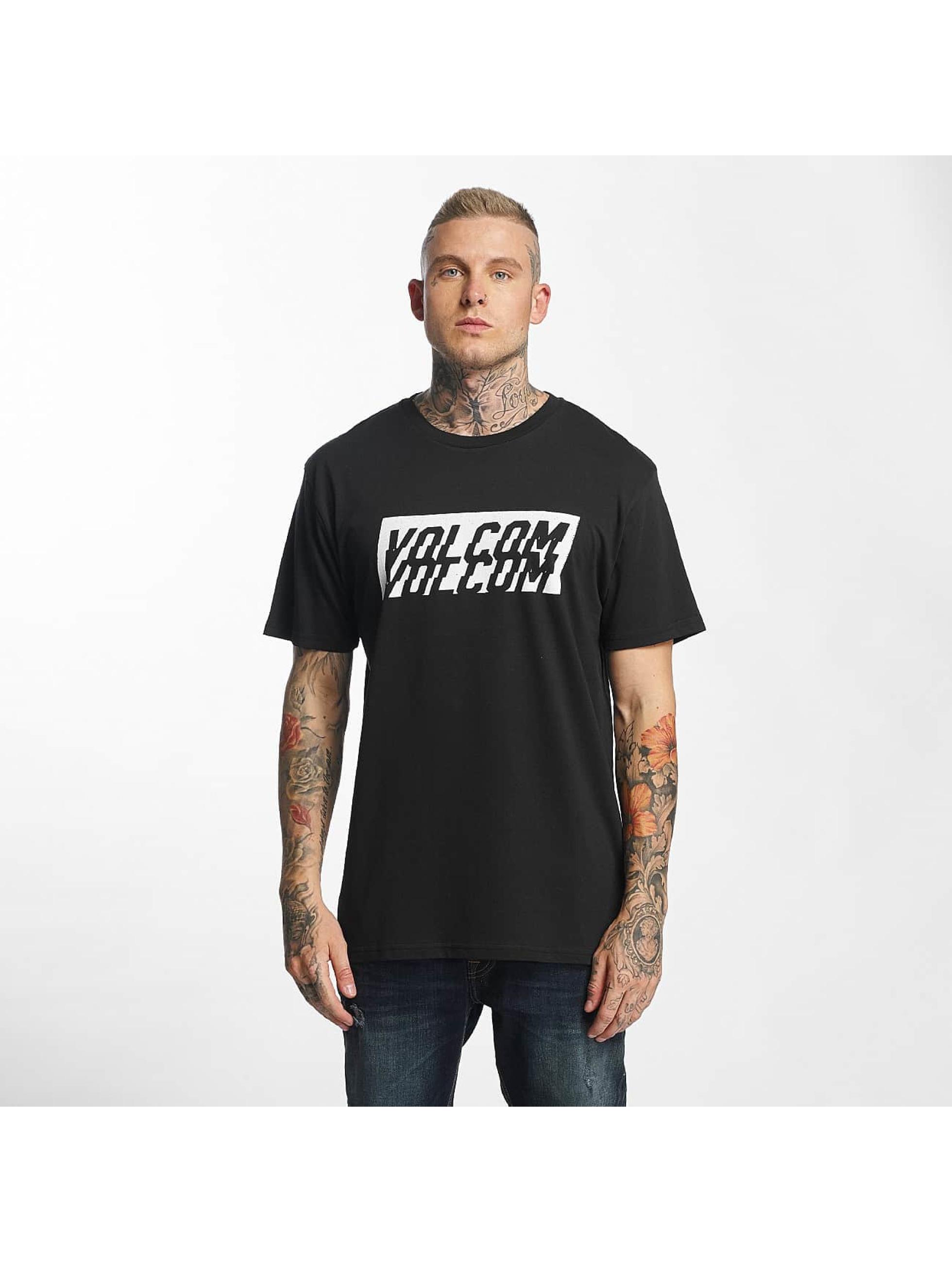 Volcom heren t-shirt Chopper Basic - zwart