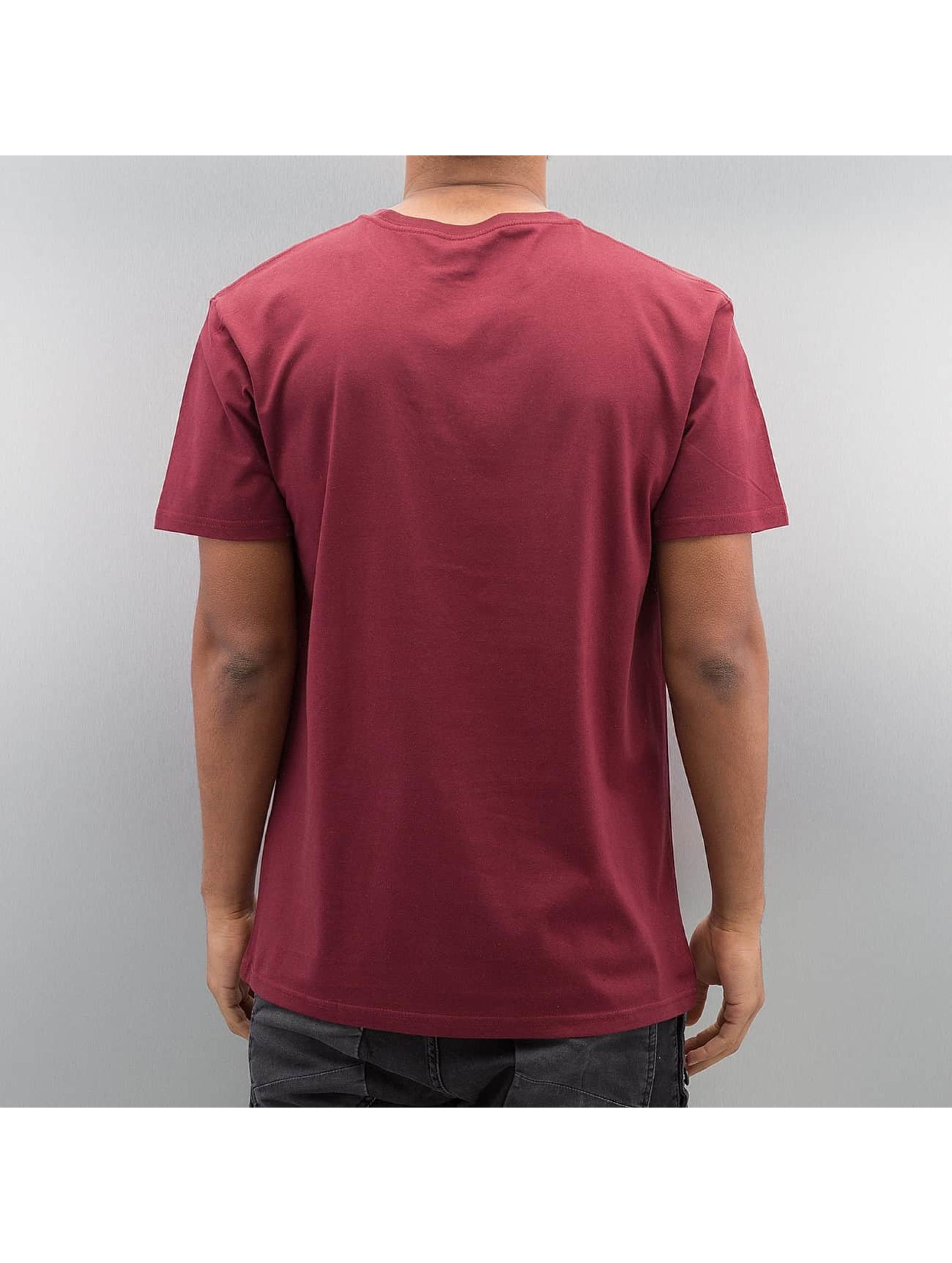 Volcom T-shirts Canvas Stone rød