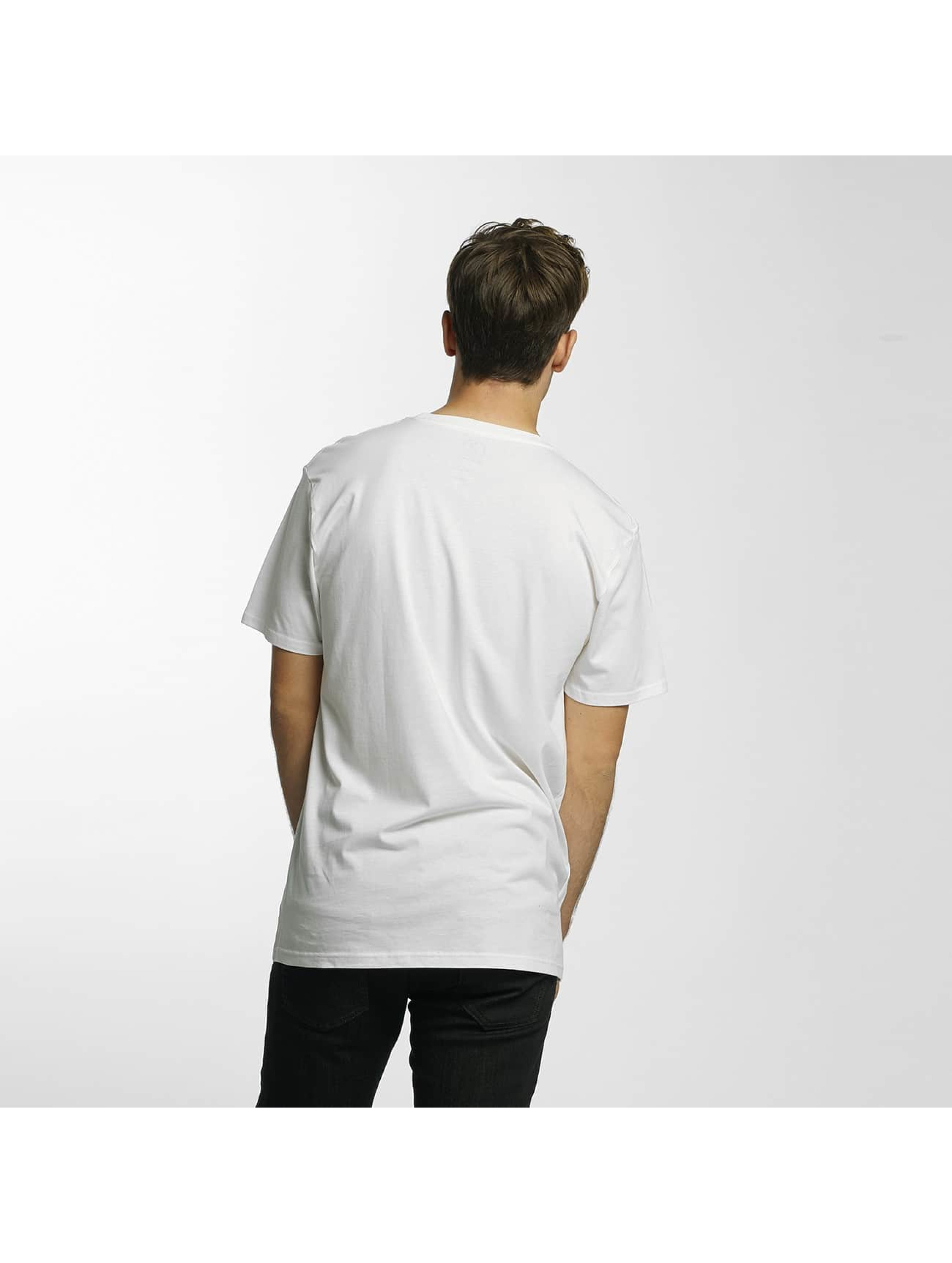 Volcom T-Shirty Line Euro Basic bialy