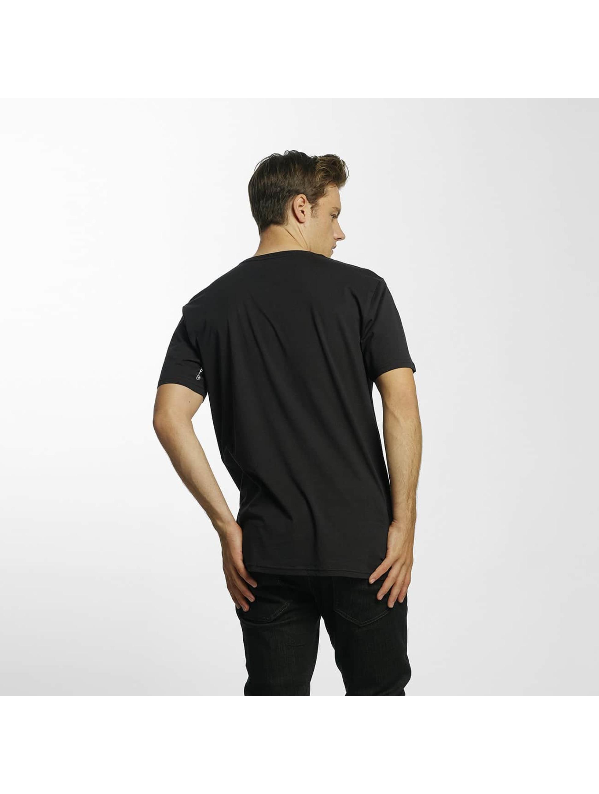 Volcom T-Shirty Budy Basic czarny
