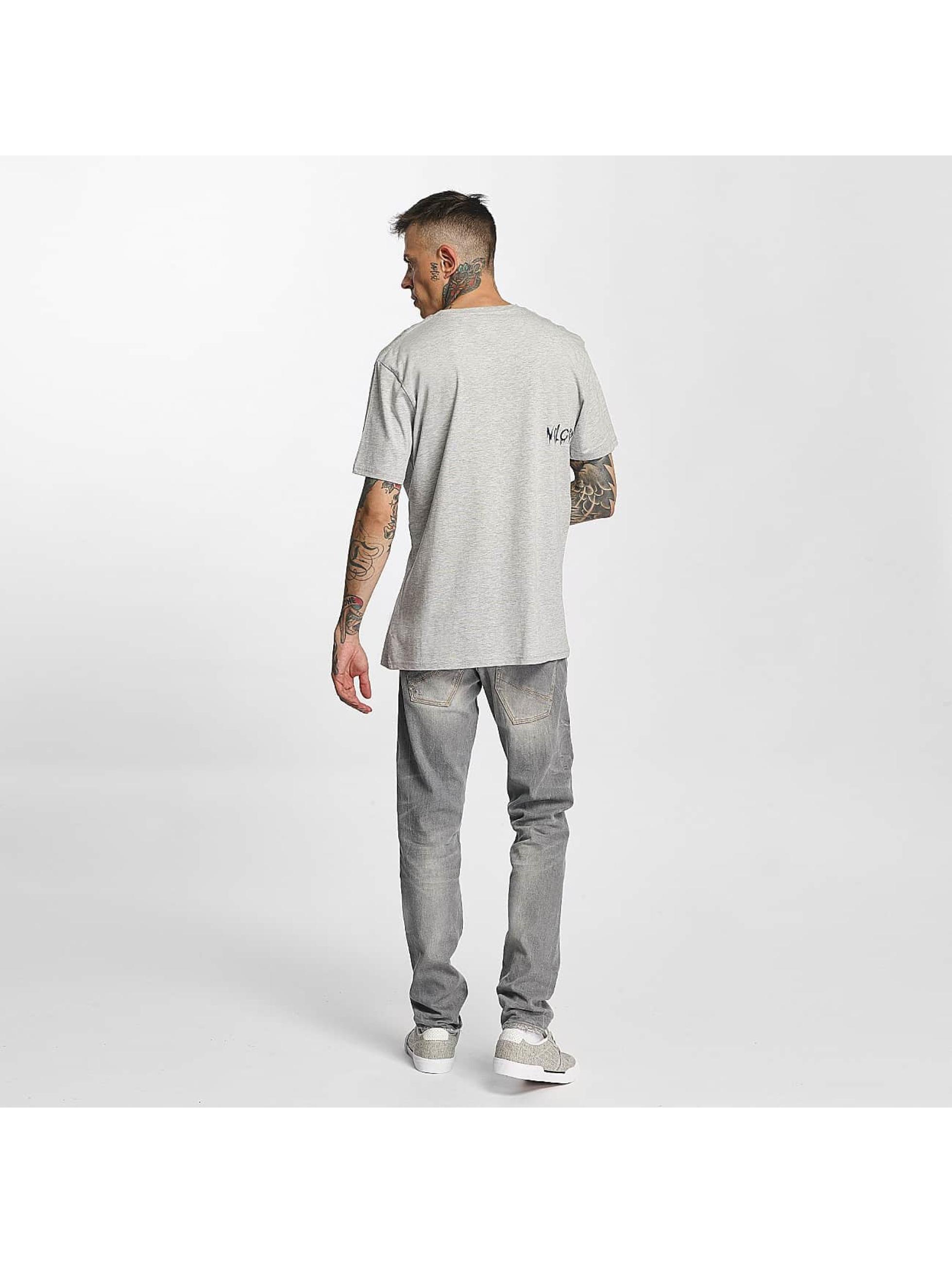 Volcom T-Shirty Sludgestone Basic szary