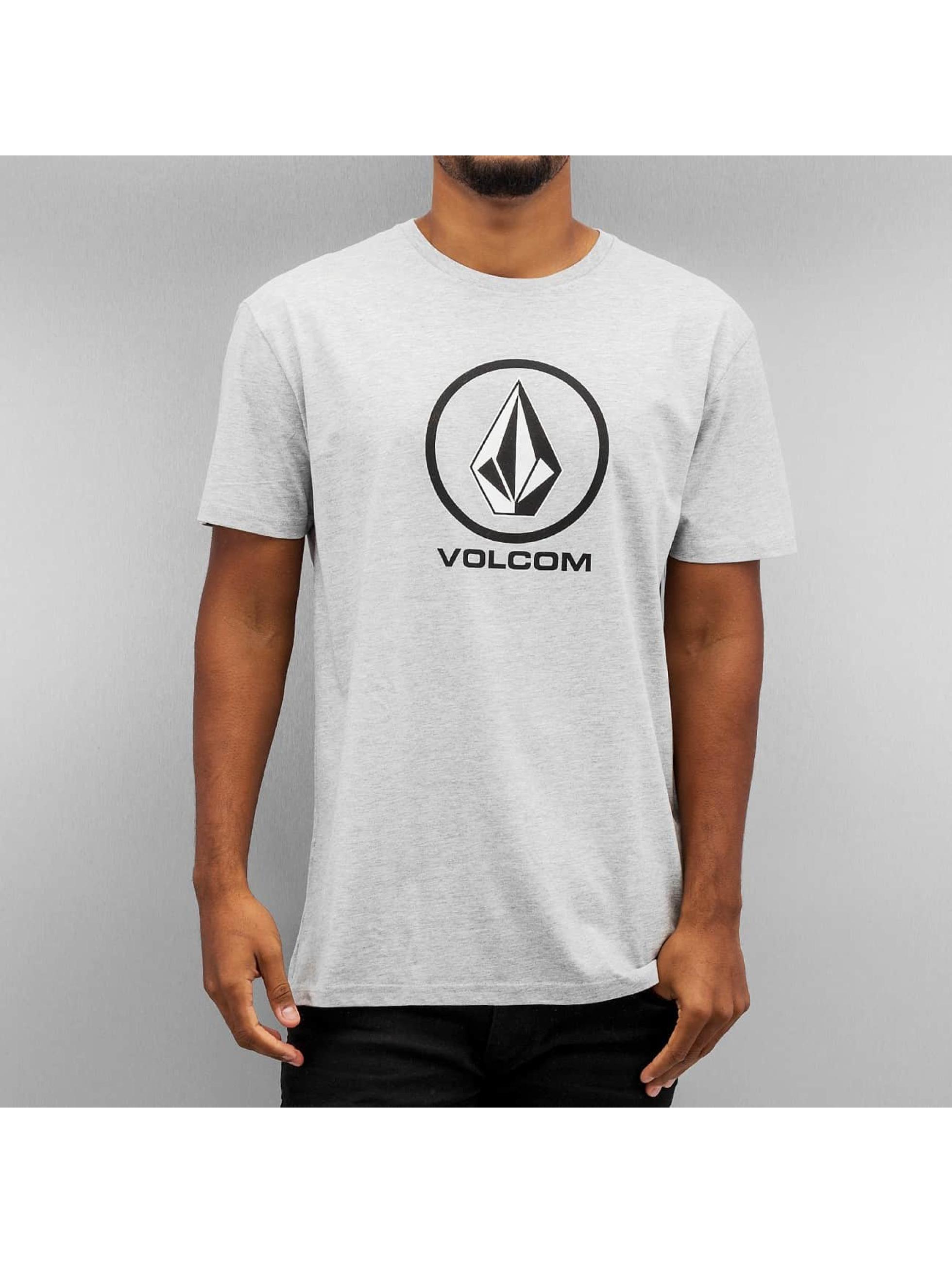 Volcom T-skjorter Circle Stone grå