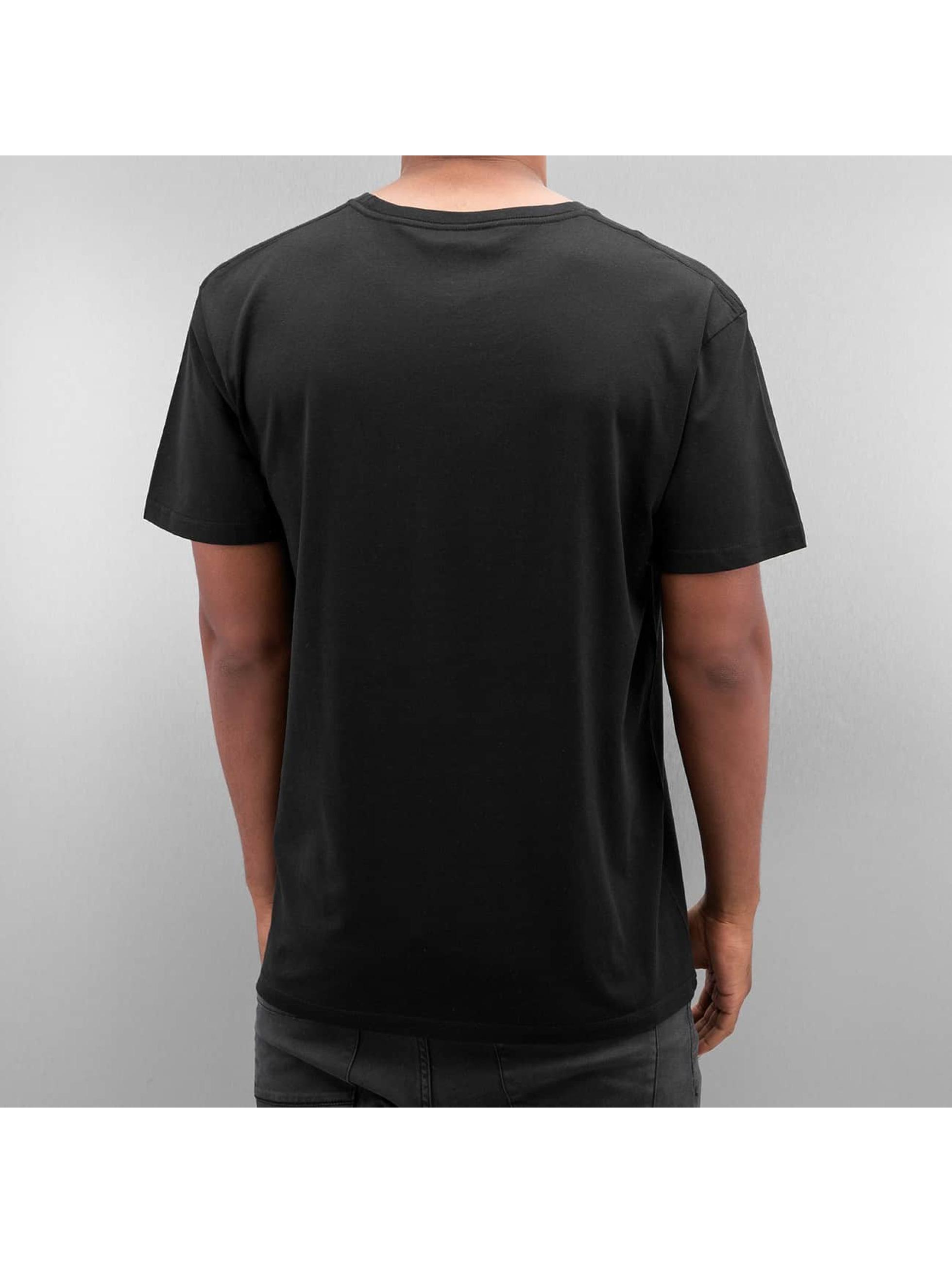 Volcom T-skjorter Euro Pencil svart