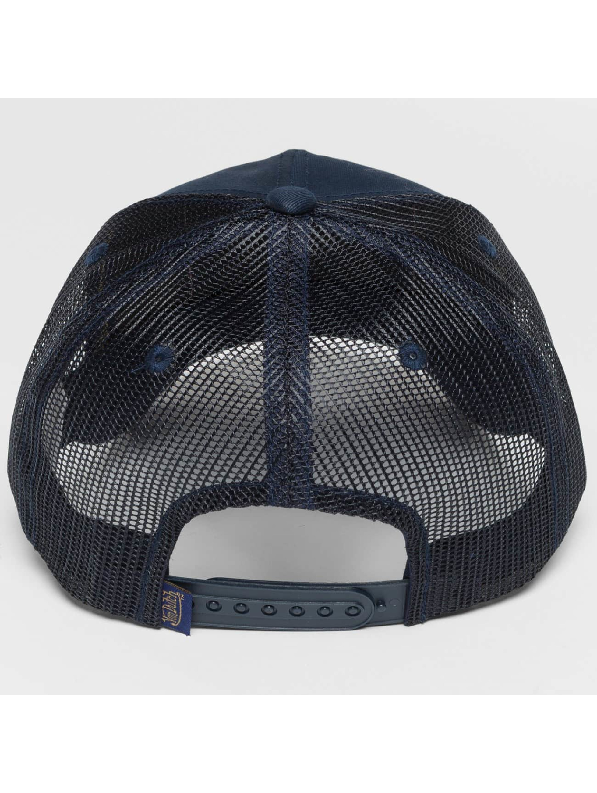 Von Dutch Casquette Trucker mesh Tiger bleu