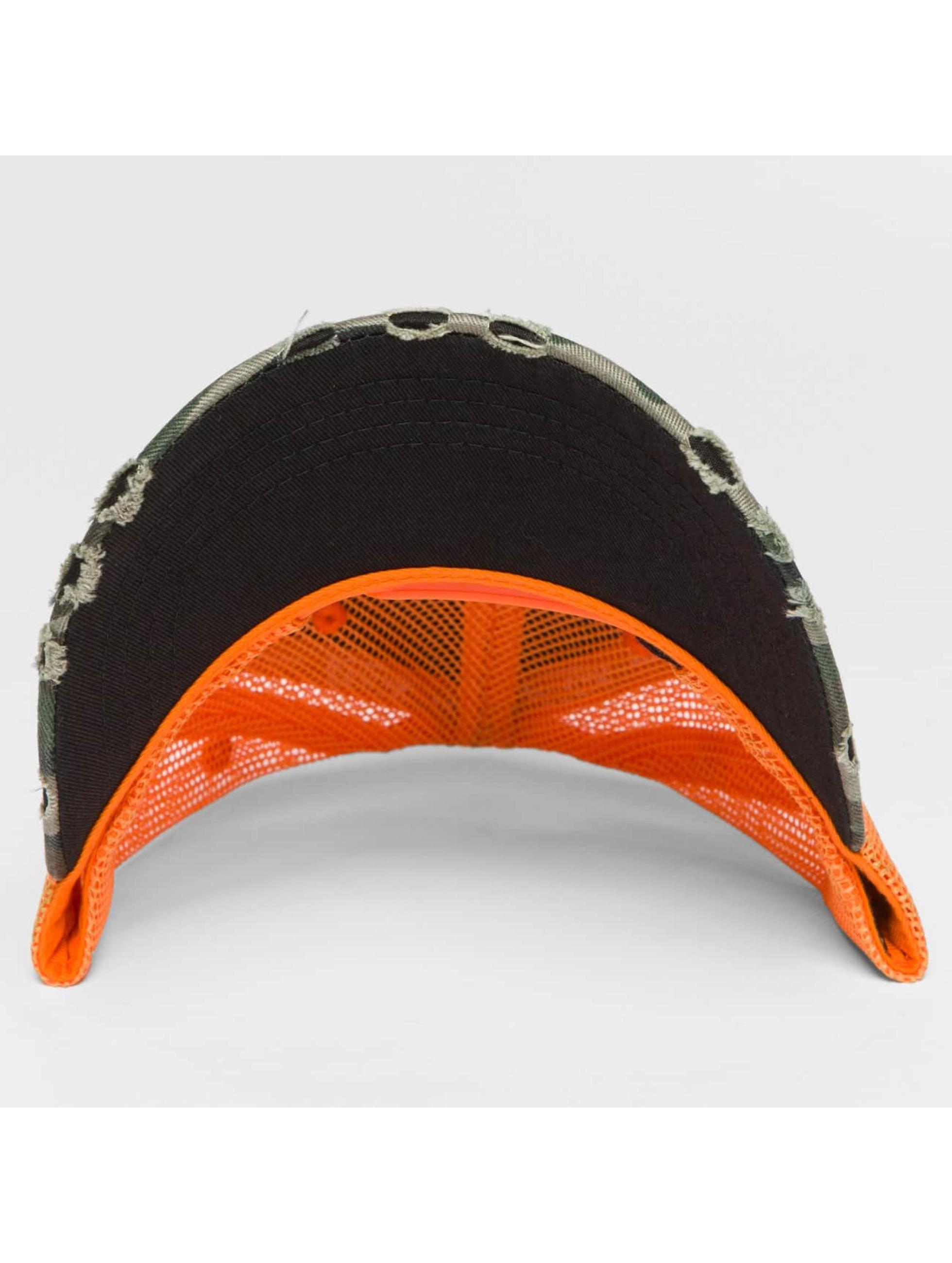 Von Dutch Casquette Trucker mesh Camo camouflage