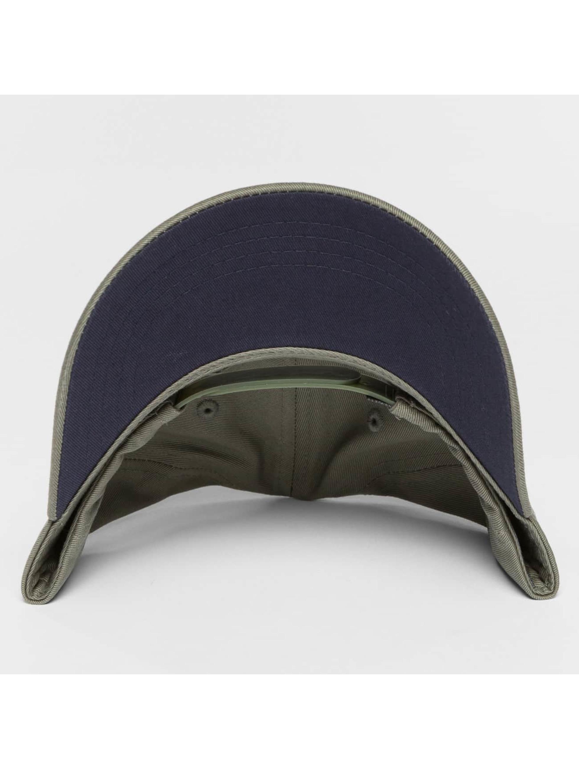 Von Dutch Snapback Cap Classic grau