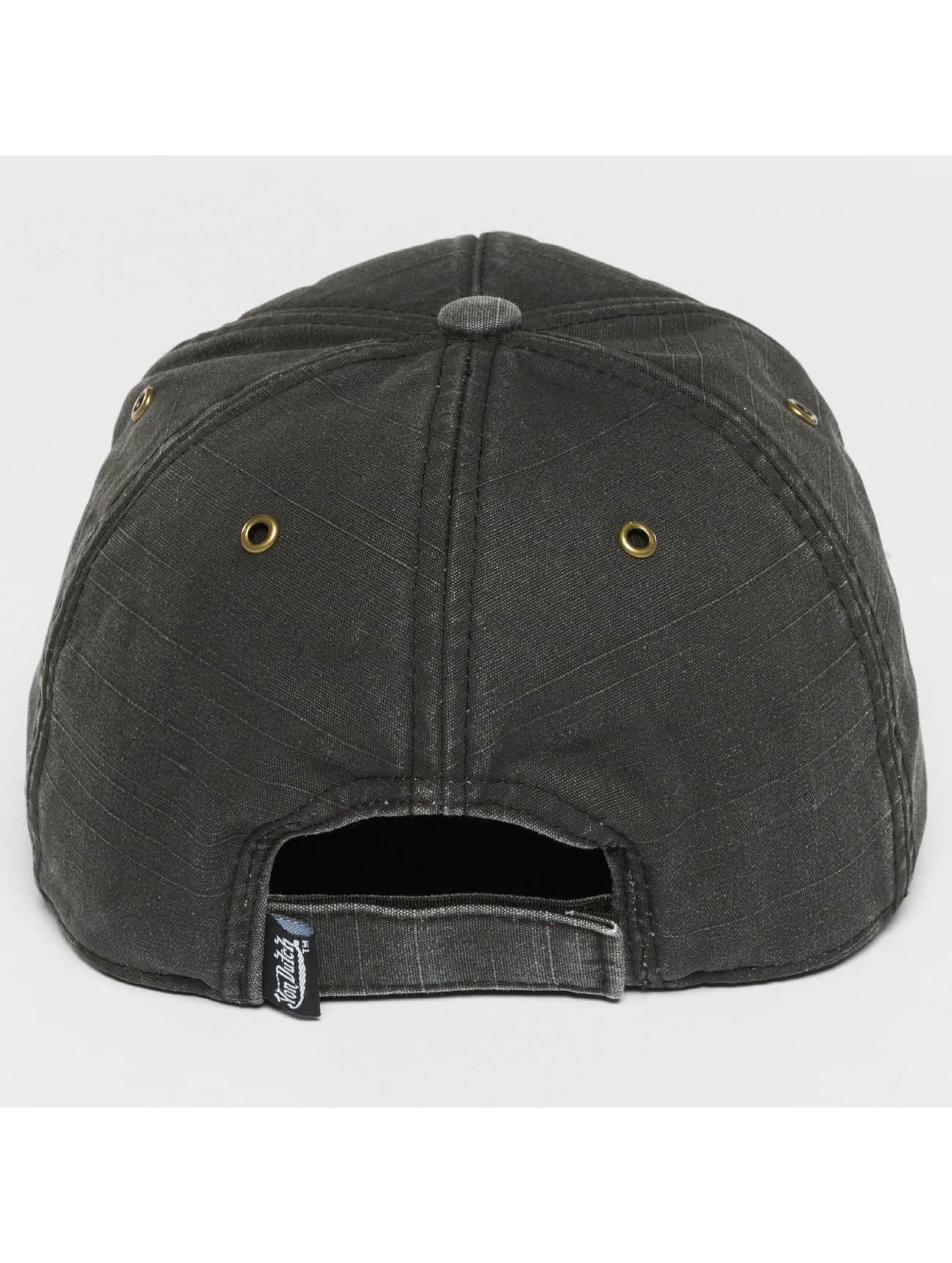Von Dutch Snapback Caps Velcro czarny