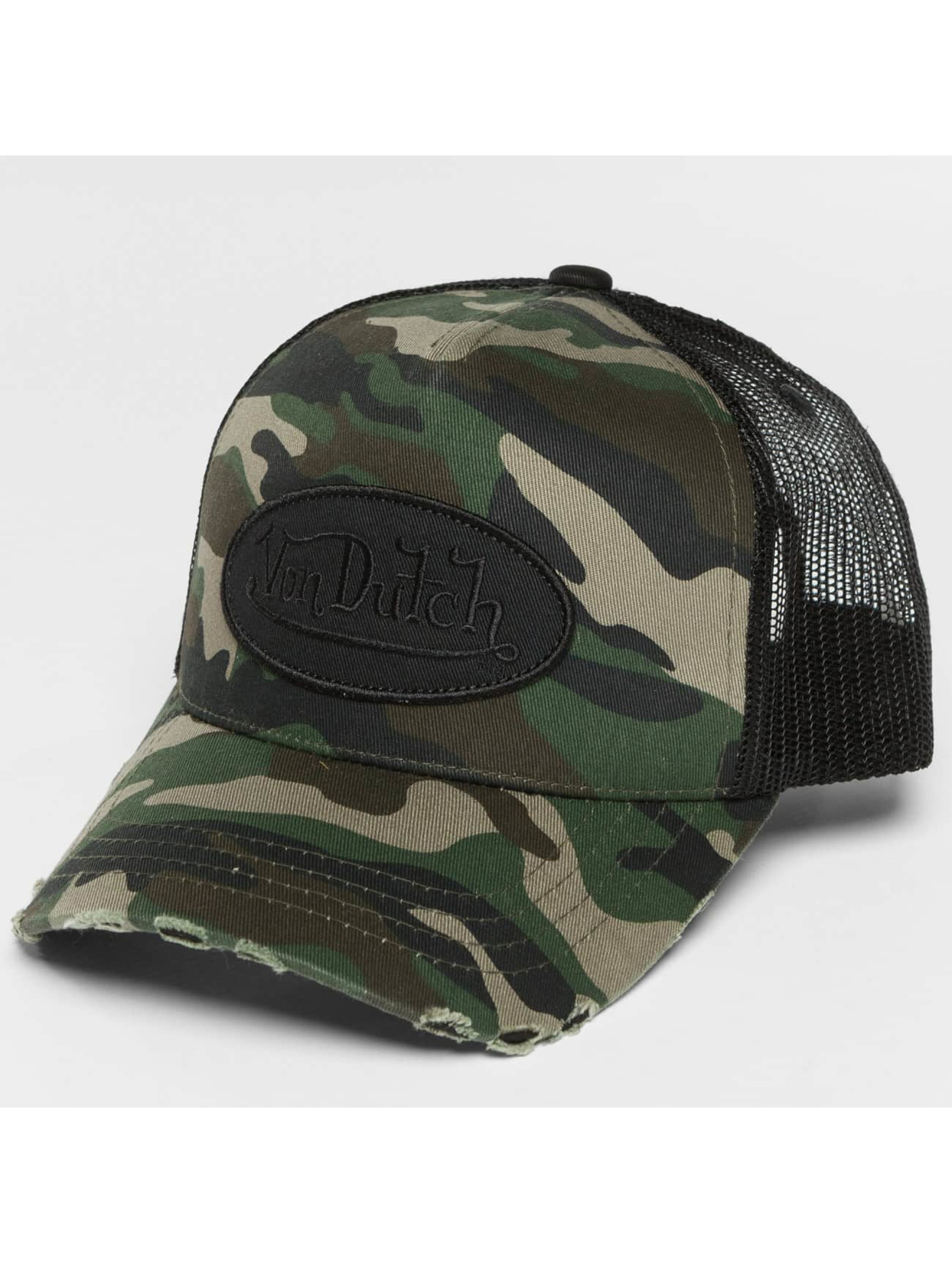 Von Dutch Trucker Caps Camo moro
