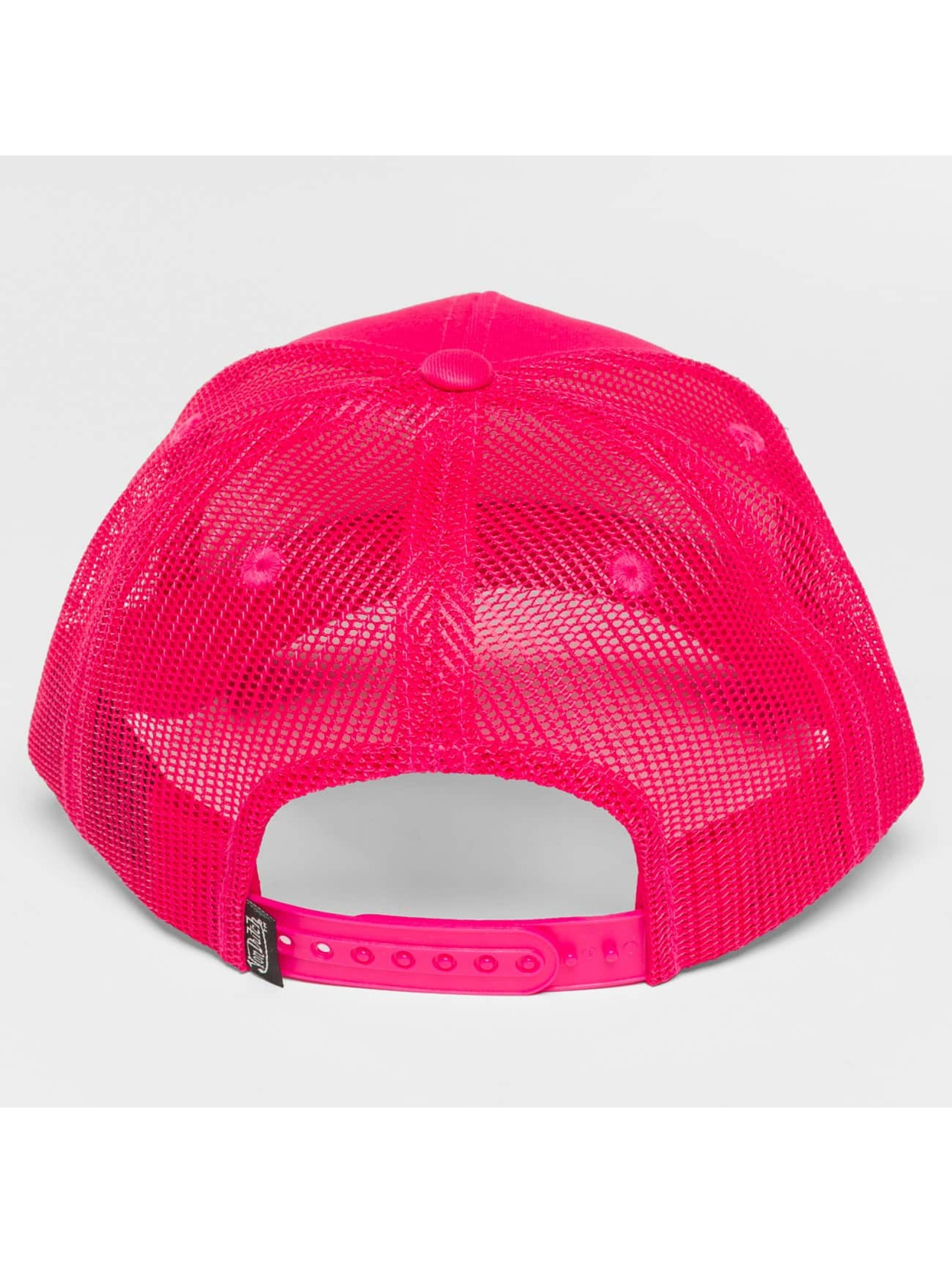Von Dutch Trucker Caps Classic pink