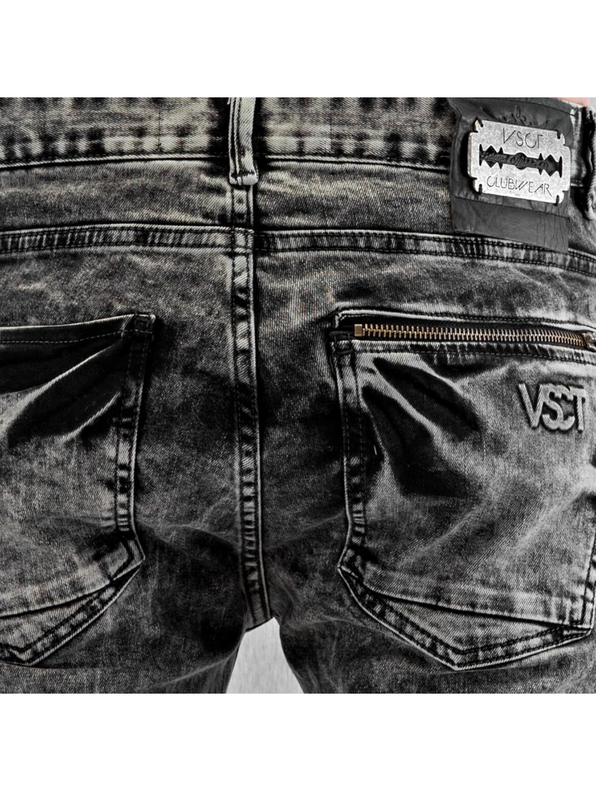 VSCT Clubwear Úzke/Streč Lazer Racer èierna