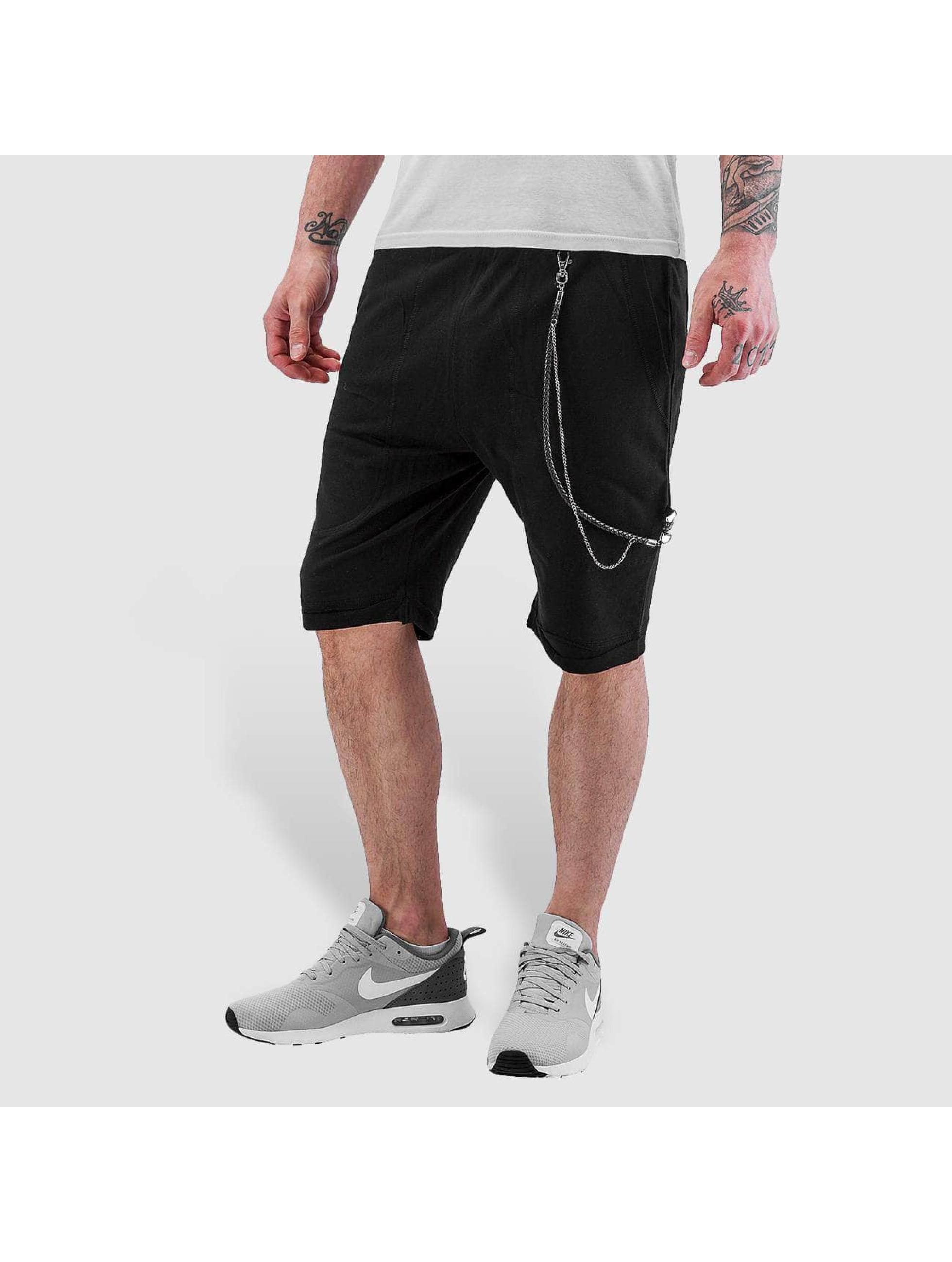 VSCT Clubwear Šortky Jersey èierna